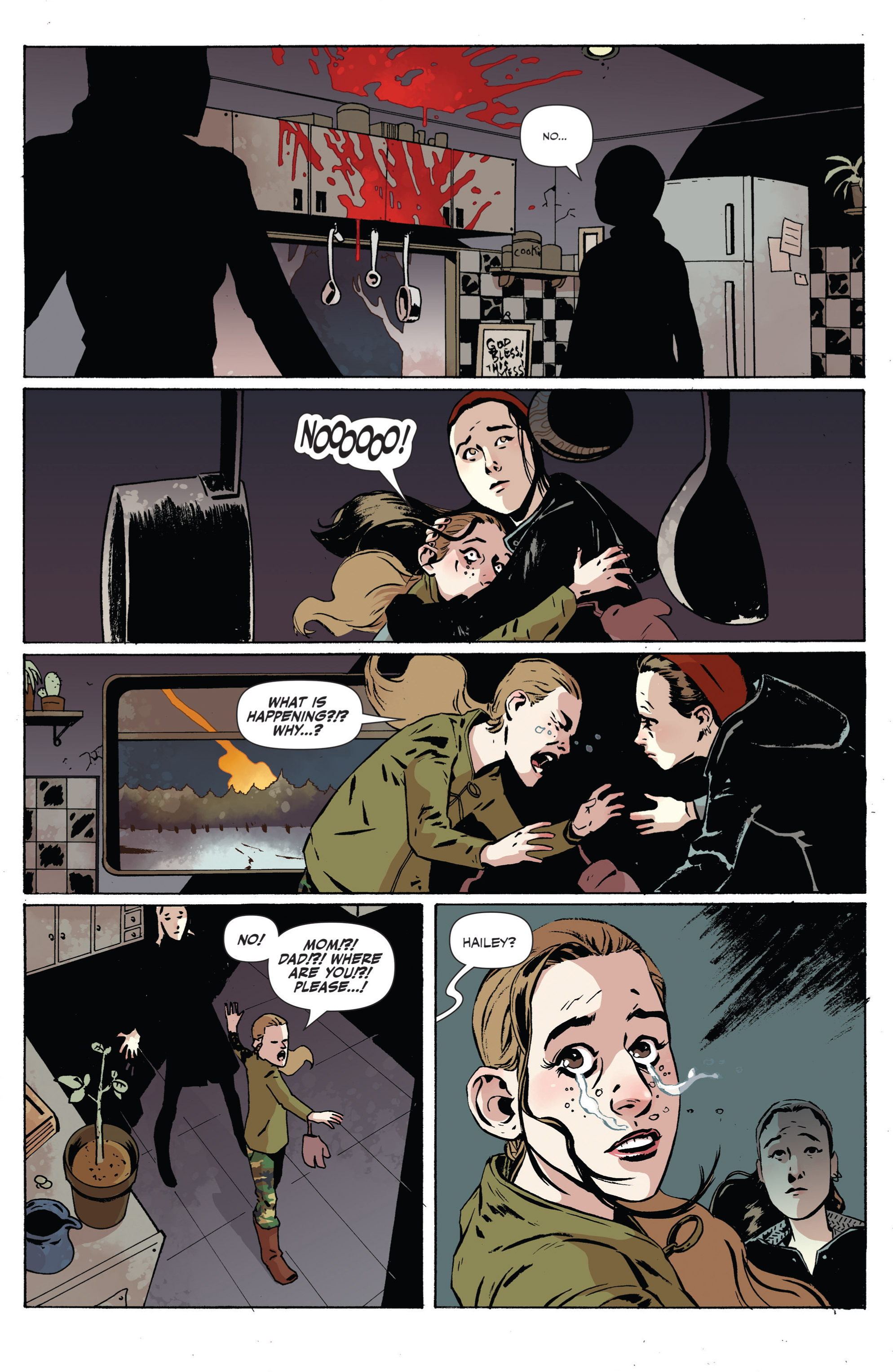 Read online Sheltered comic -  Issue #2 - 14