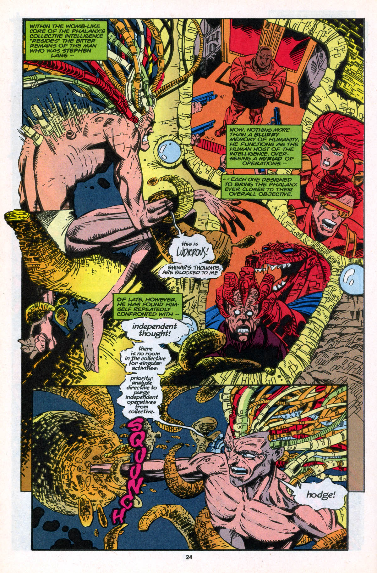 Read online X-Factor (1986) comic -  Issue #106 - 26