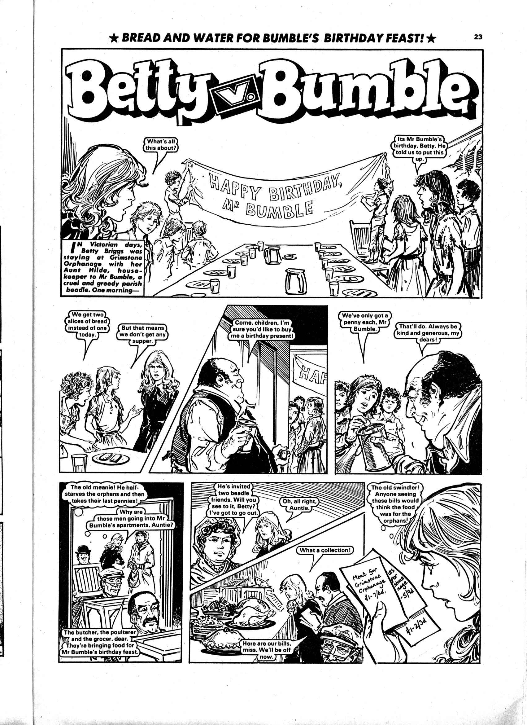Read online Judy comic -  Issue #98 - 23
