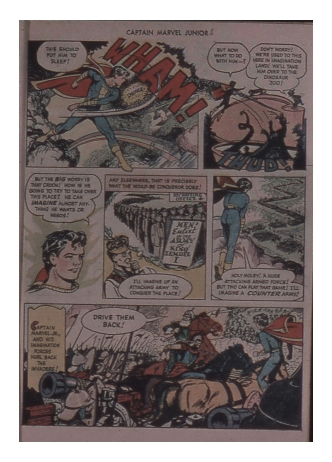 Captain Marvel, Jr. issue 81 - Page 11