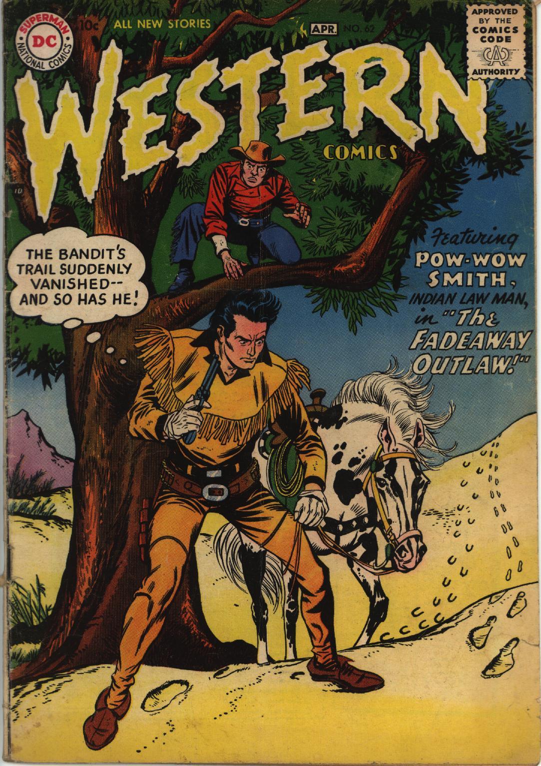 Western Comics 62 Page 1