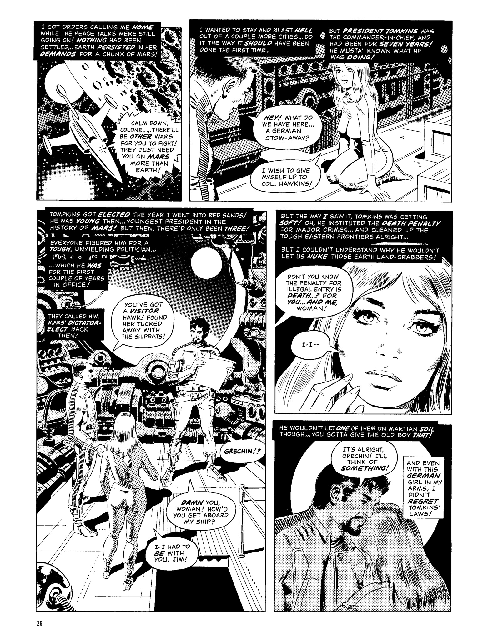 Read online Eerie Archives comic -  Issue # TPB 13 - 27
