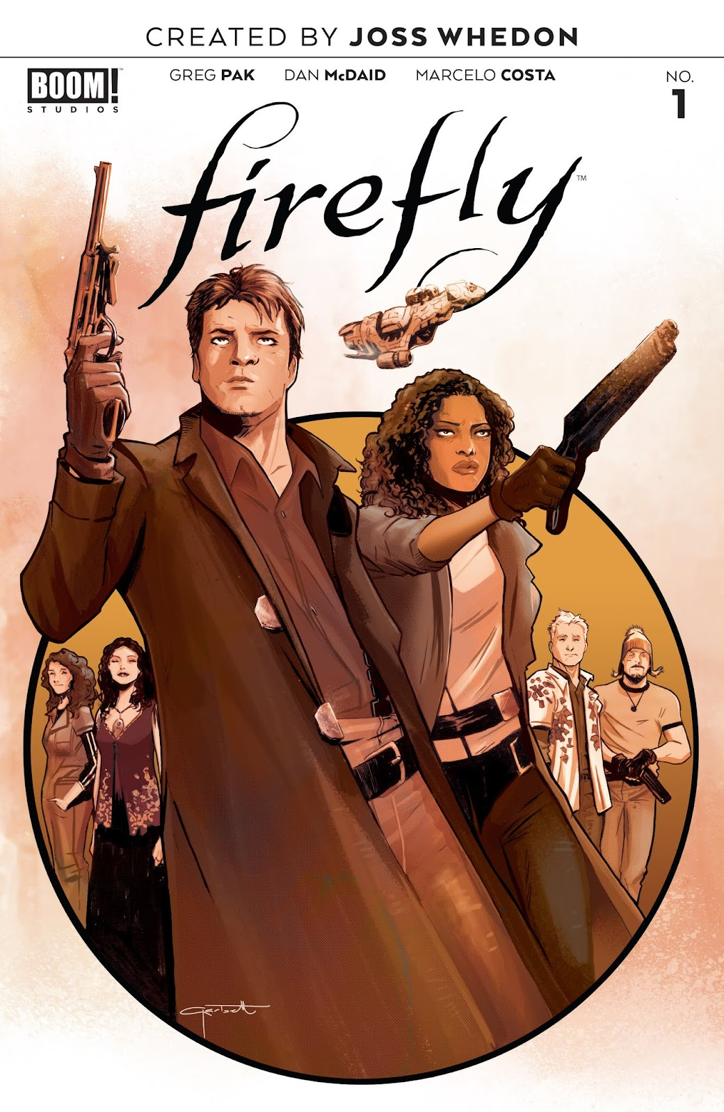 Firefly 1 Page 1