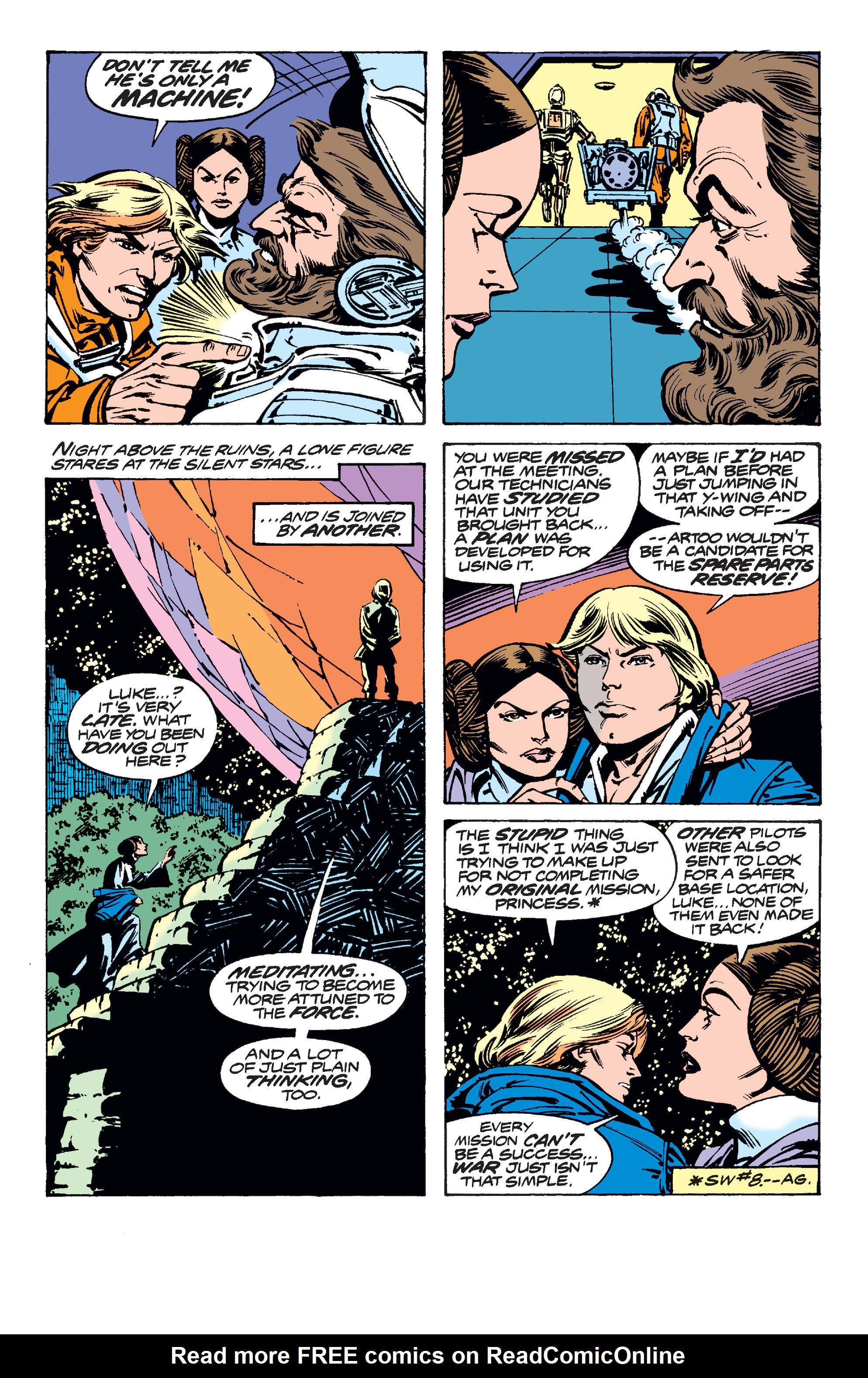 Read online Star Wars Omnibus comic -  Issue # Vol. 13 - 463