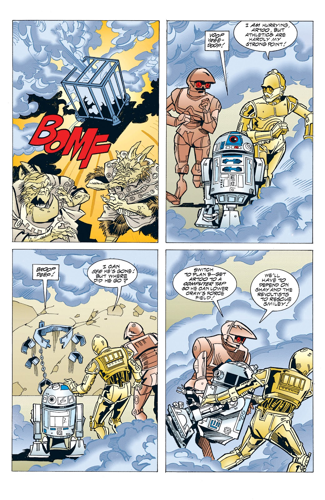 Read online Star Wars Legends Epic Collection: The Empire comic -  Issue # TPB 5 (Part 4) - 51