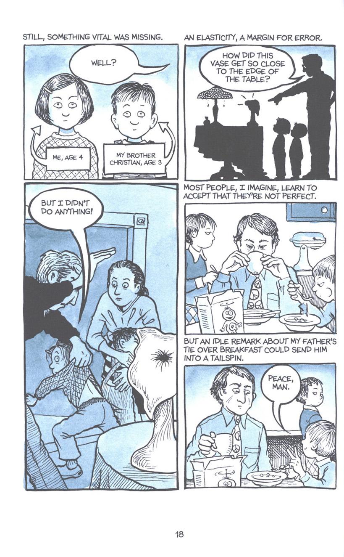 Read online Fun Home: A Family Tragicomic comic -  Issue # TPB - 25