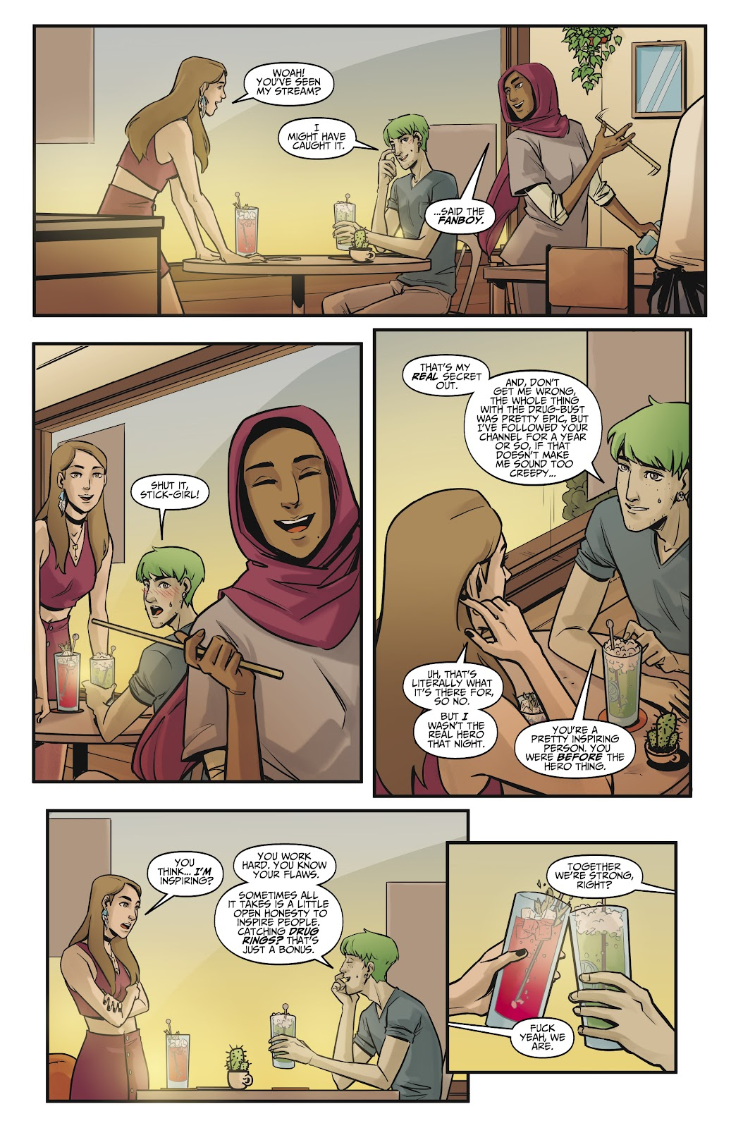 Read online Life is Strange comic -  Issue #9 - 27