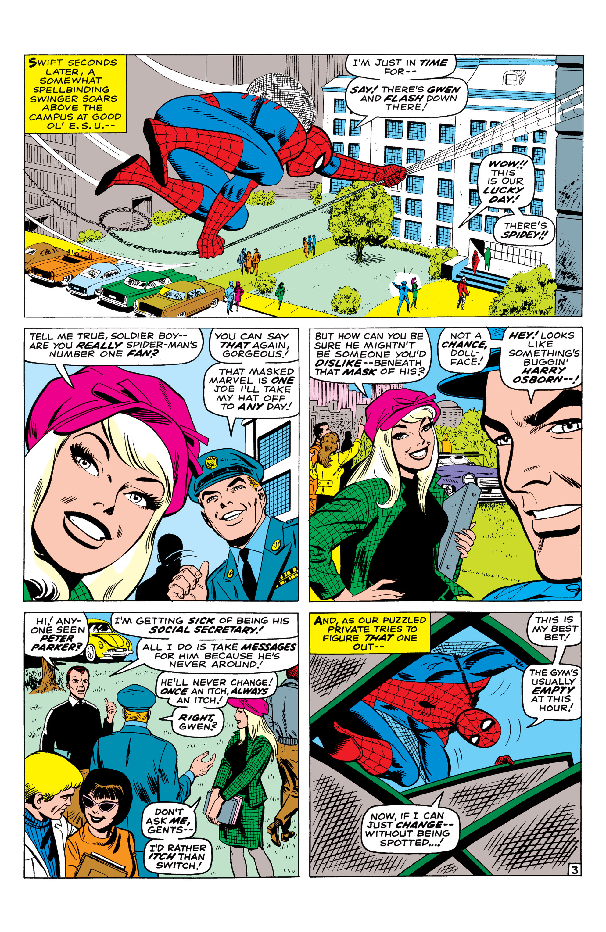 The Amazing Spider-Man (1963) 53 Page 3