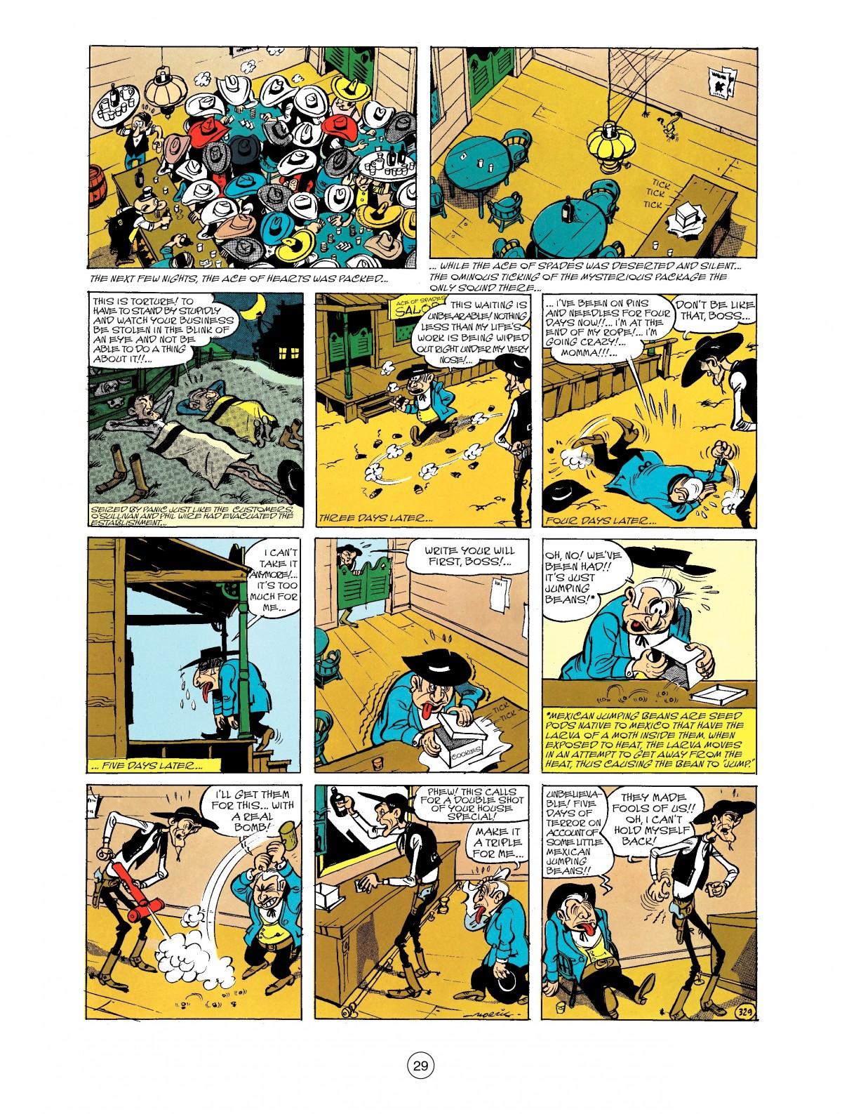 Read online A Lucky Luke Adventure comic -  Issue #40 - 29