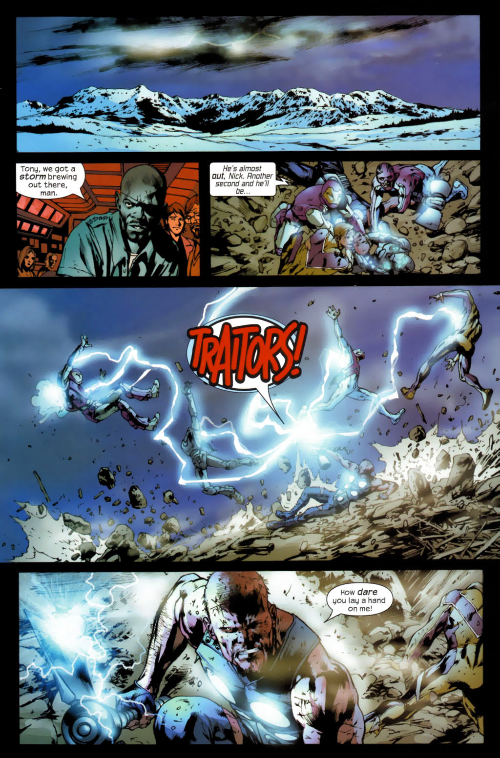 Read online Ultimates 2 comic -  Issue #5 - 13