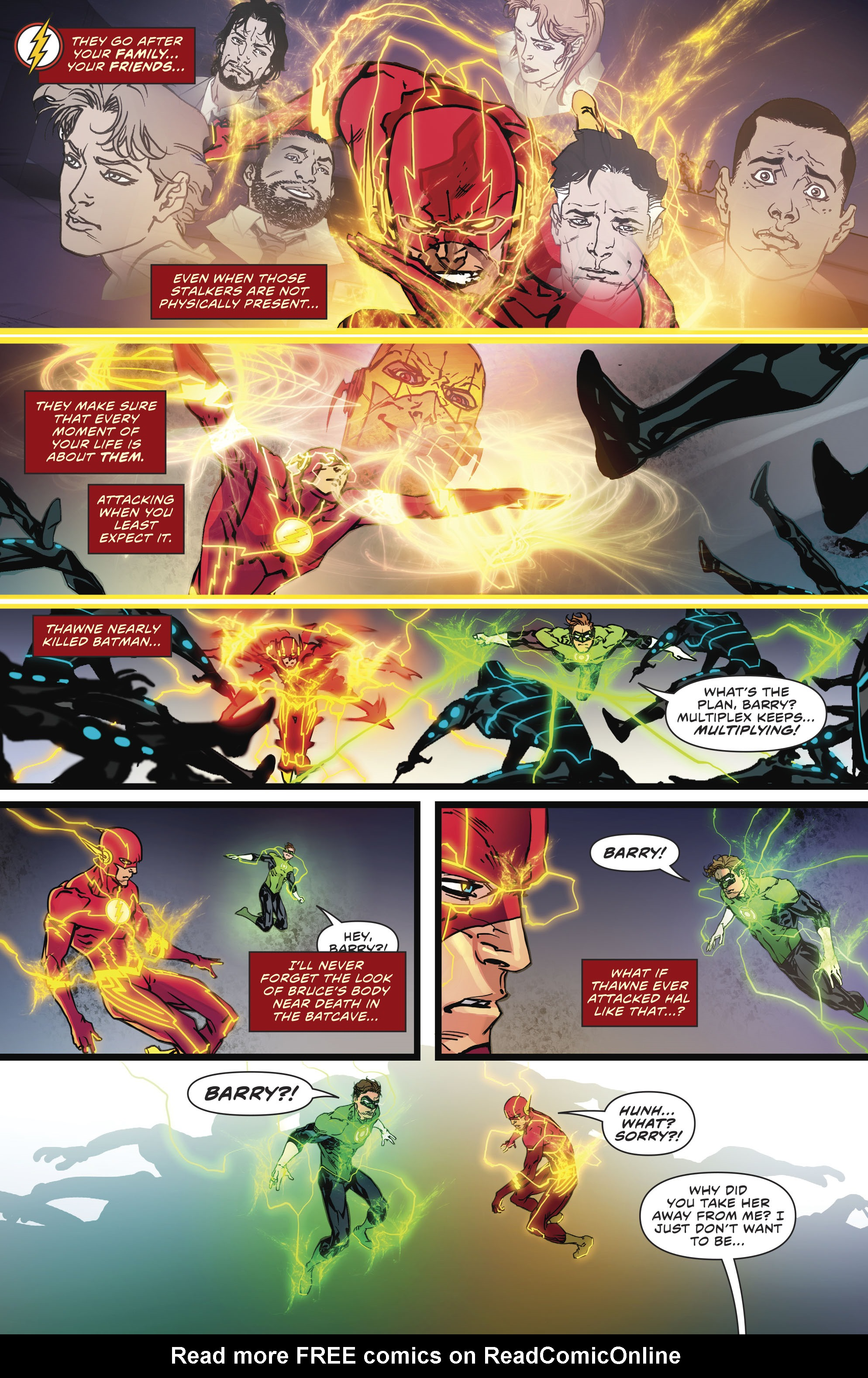Read online The Flash (2016) comic -  Issue #23 - 20