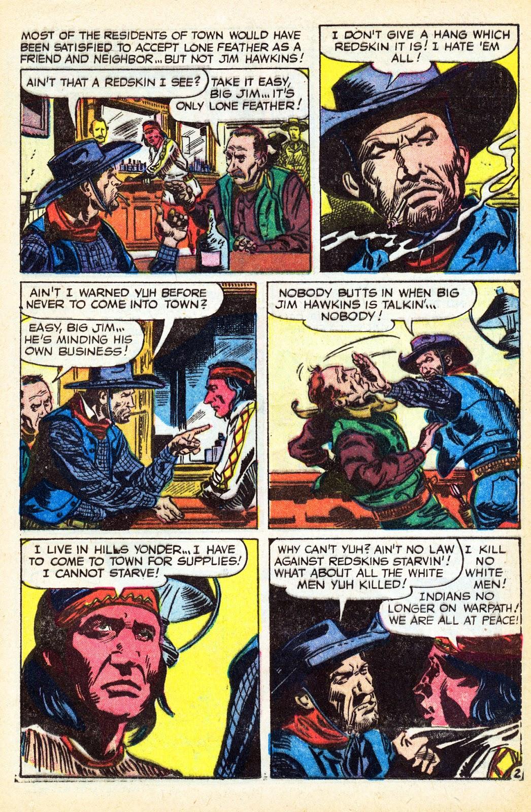Gunsmoke Western issue 37 - Page 17