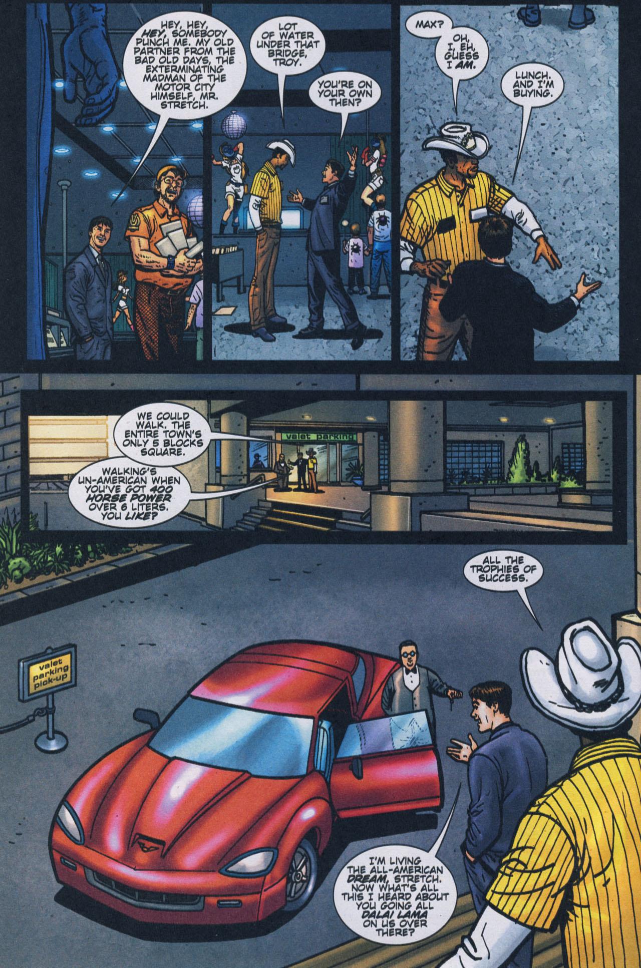 Read online The Exterminators comic -  Issue #17 - 9