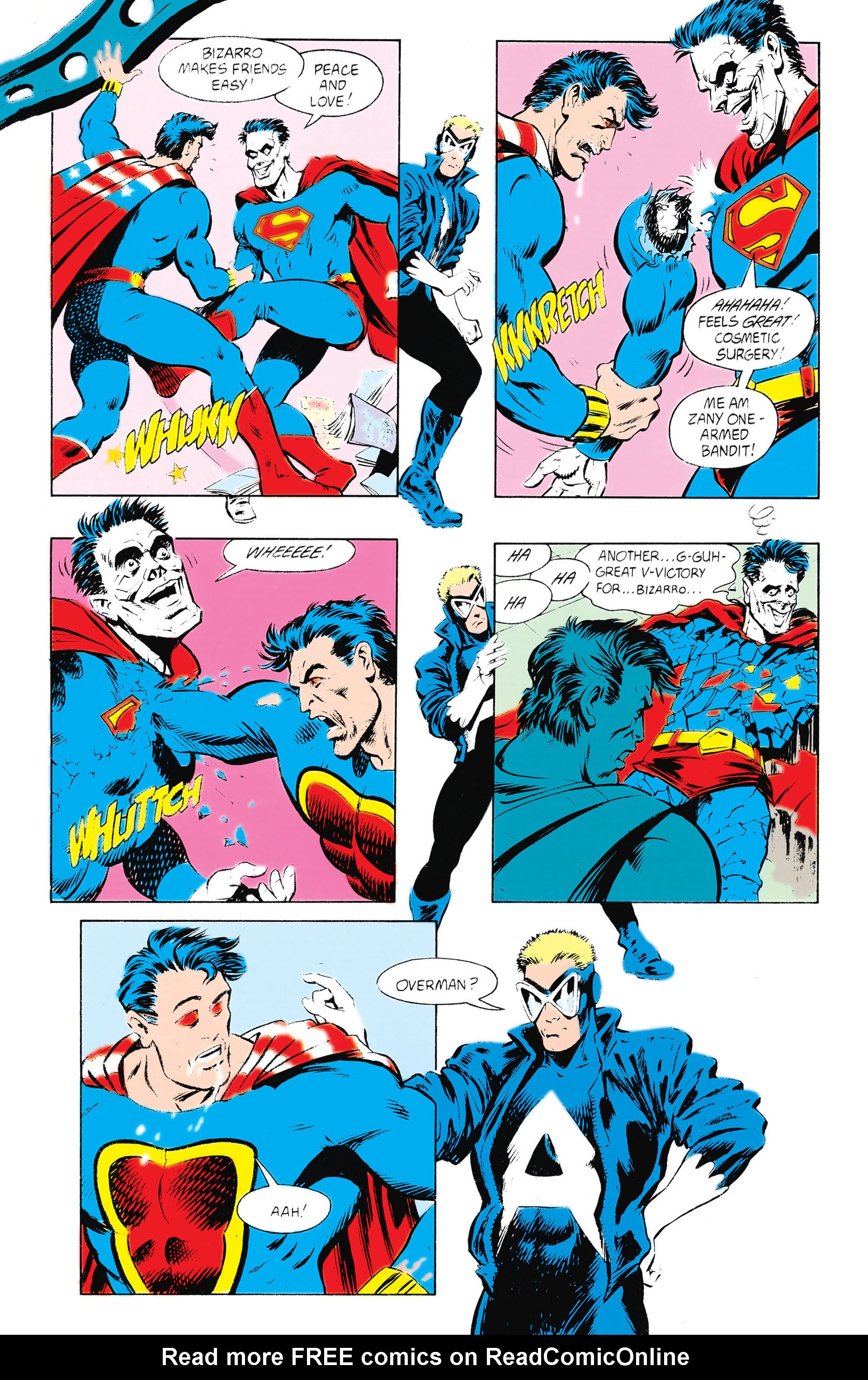 Read online Animal Man (1988) comic -  Issue #24 - 10