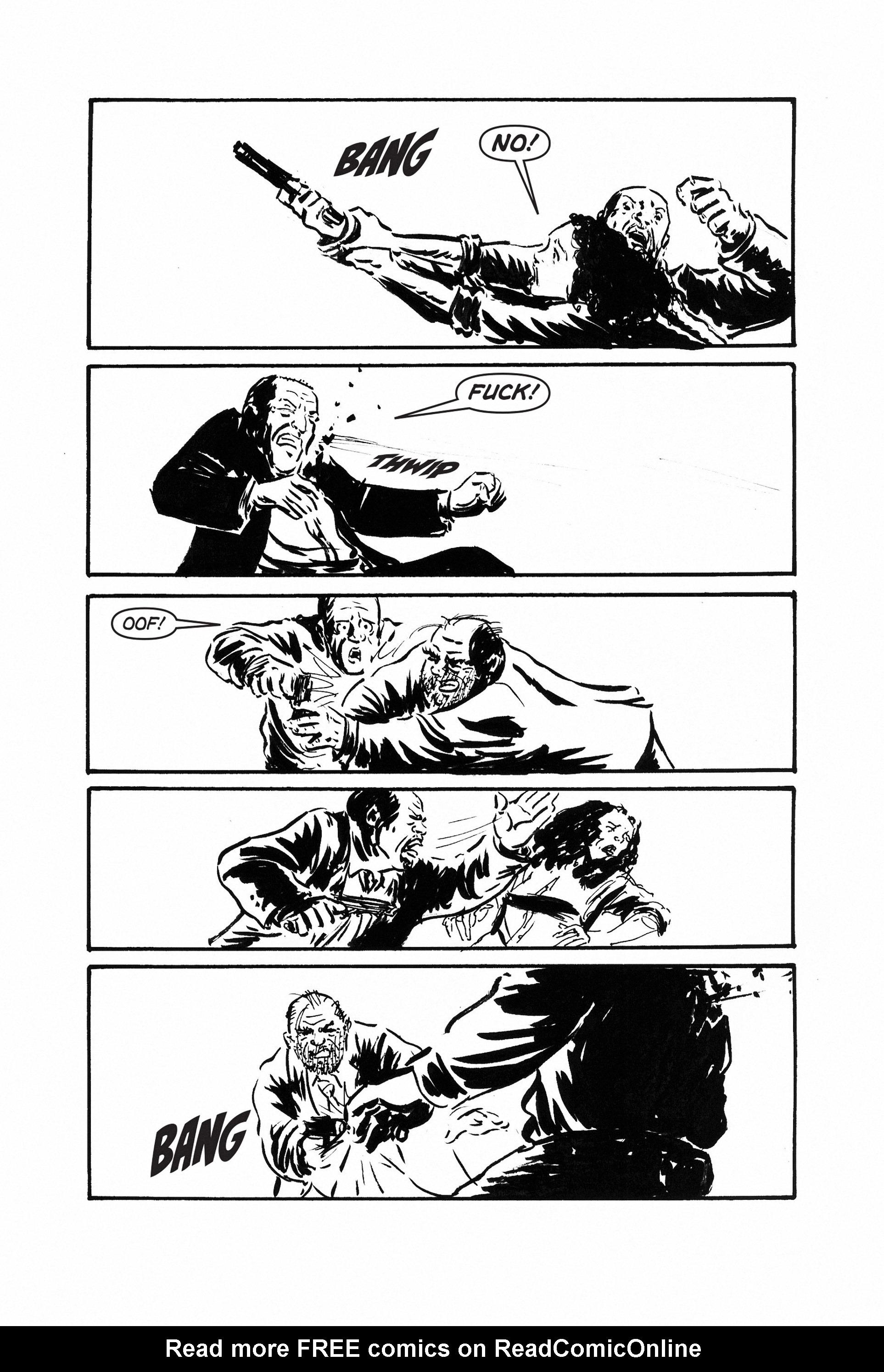 Read online Tumor comic -  Issue # TPB - 201