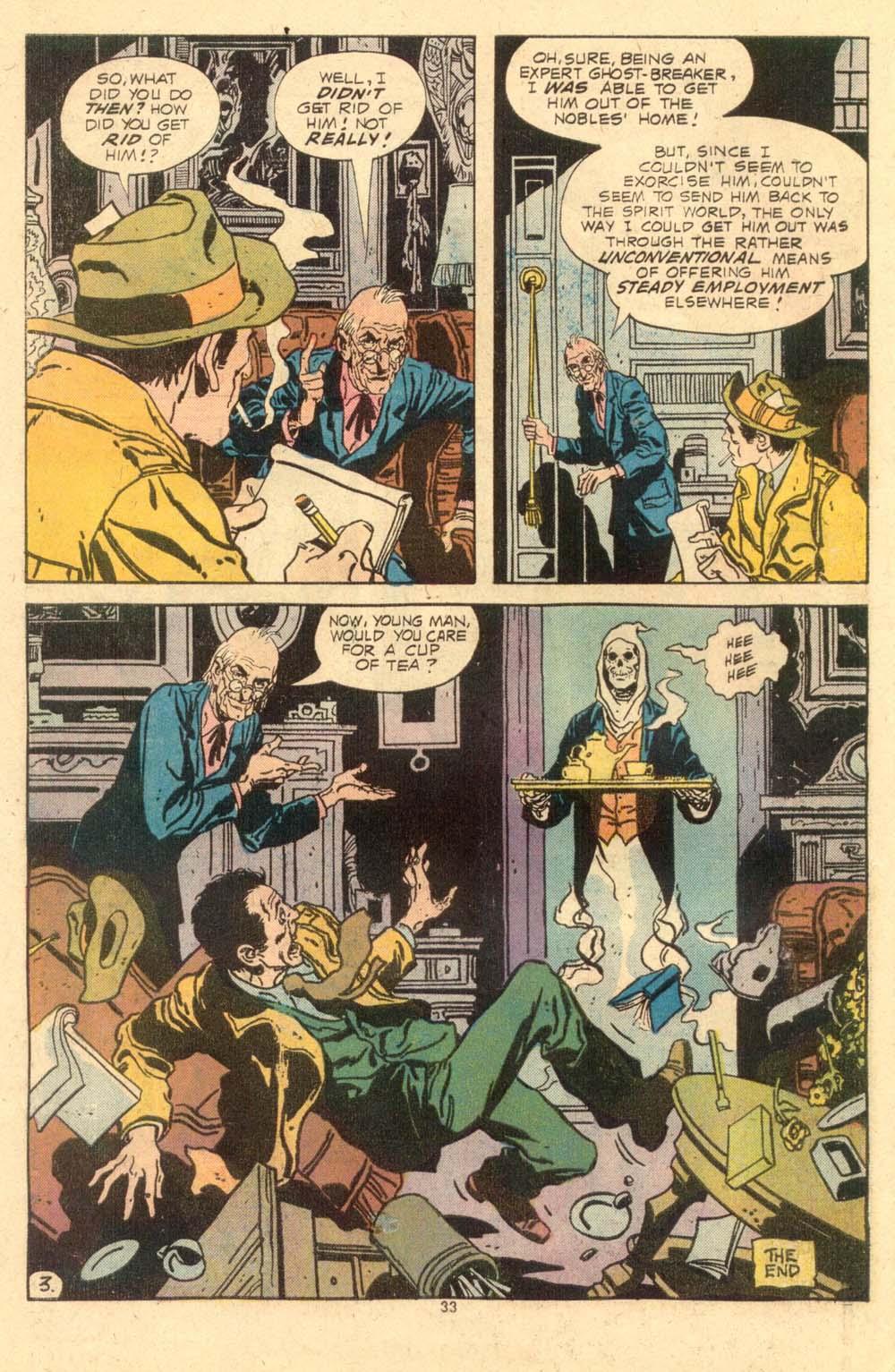 Read online Plop! comic -  Issue #6 - 34