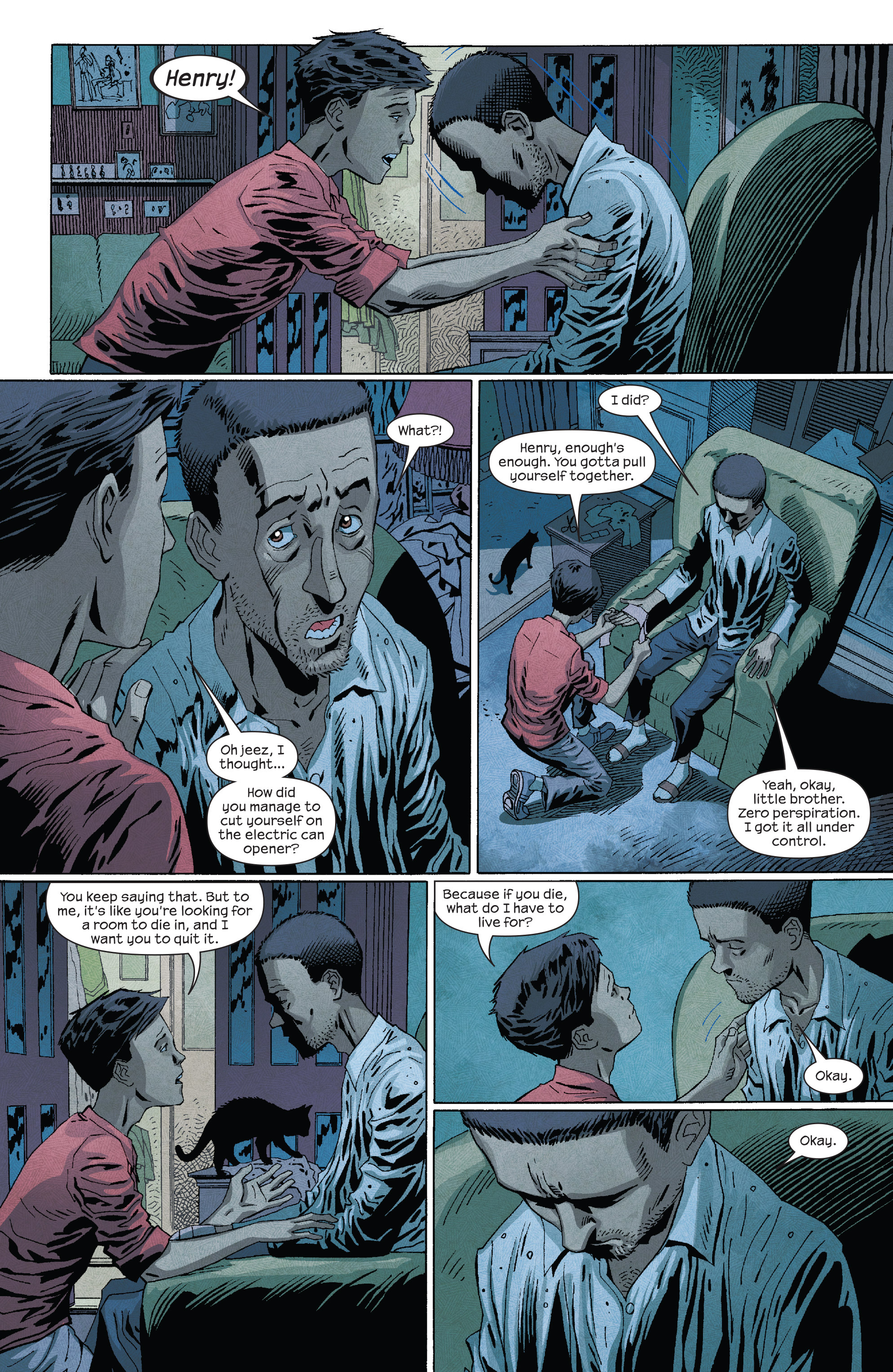 Read online Dark Tower: The Drawing of the Three - The Prisoner comic -  Issue #4 - 10