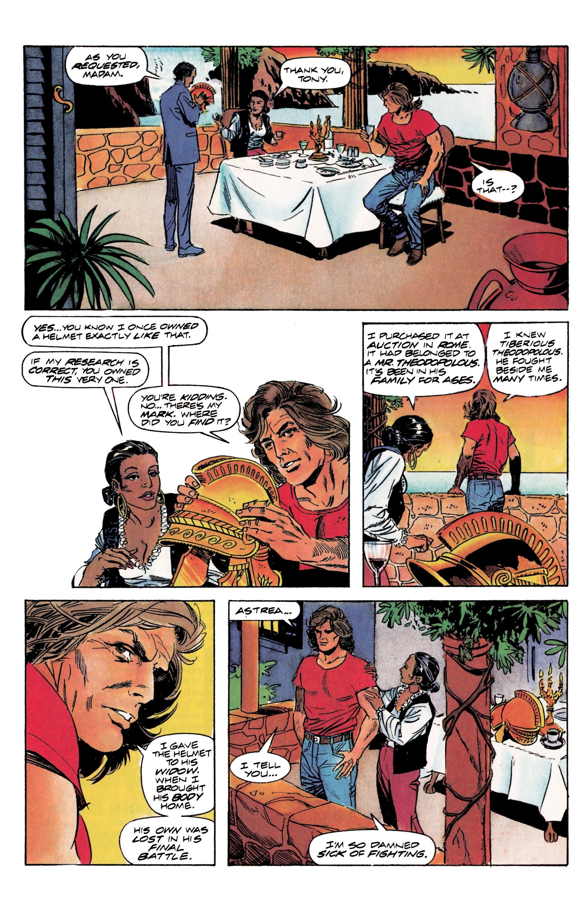 Read online Eternal Warrior (1992) comic -  Issue #3 - 13