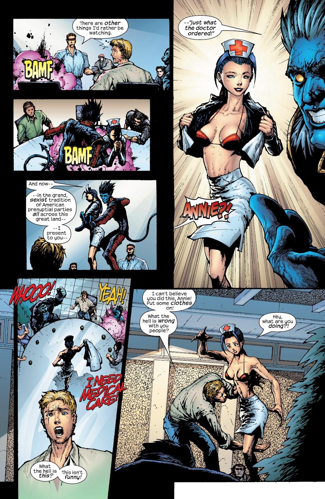 Uncanny X-Men (1963) issue 425 - Page 15