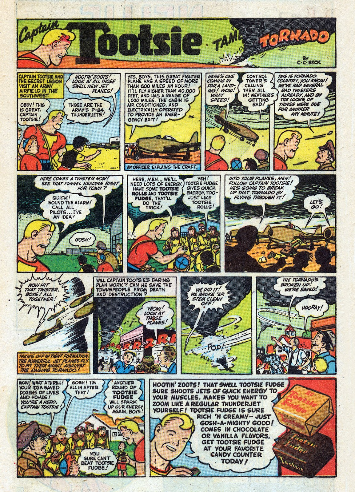 Read online Nellie The Nurse (1945) comic -  Issue #14 - 13