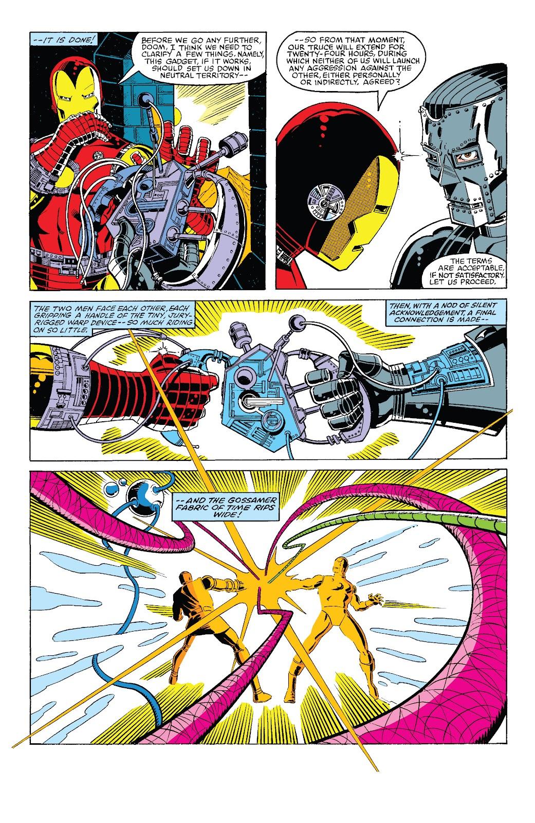 Read online Marvel Tales: Iron Man comic -  Issue # Full - 74