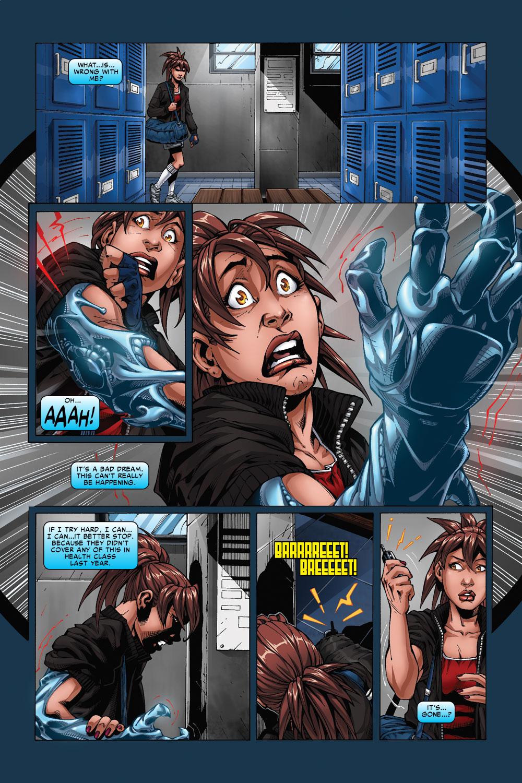 Read online Amazing Fantasy (2004) comic -  Issue #4 - 14