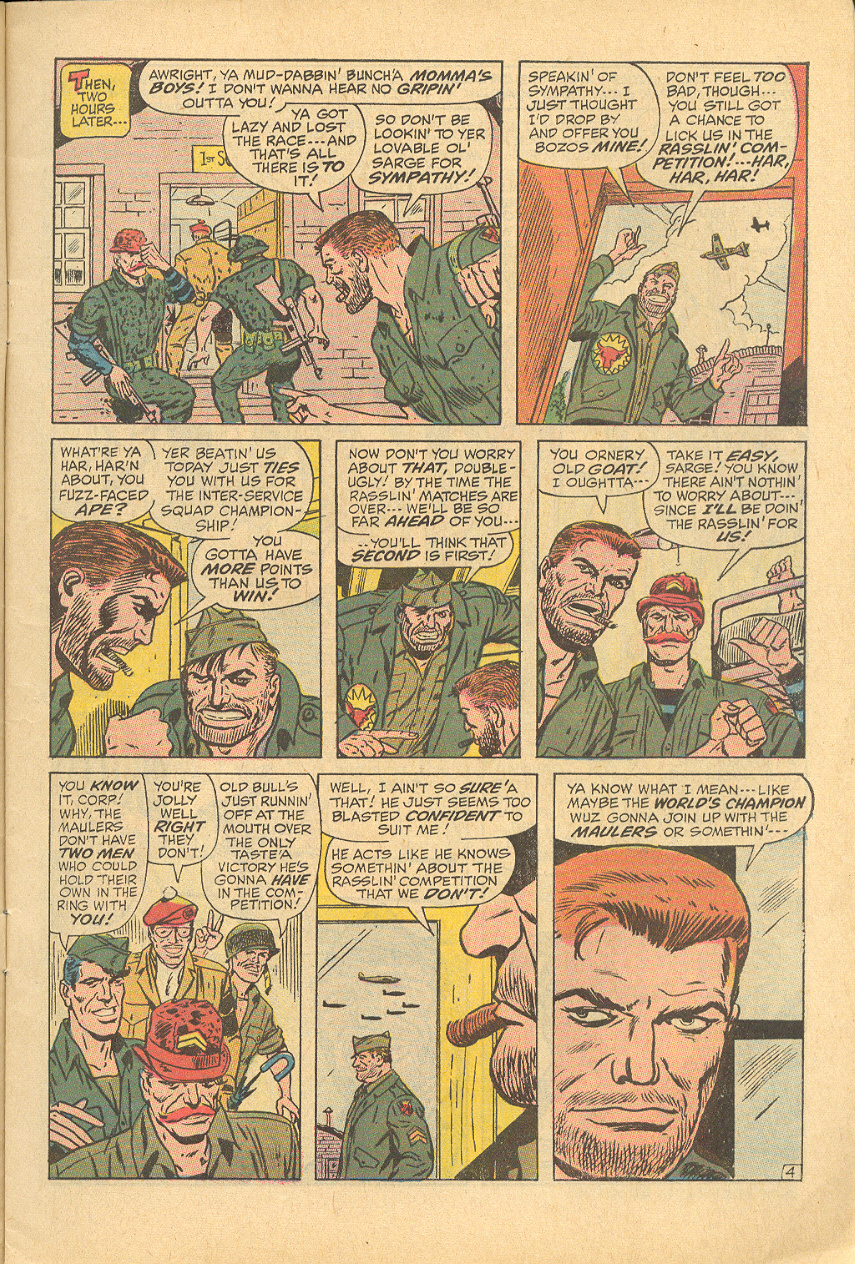 Read online Sgt. Fury comic -  Issue #83 - 7