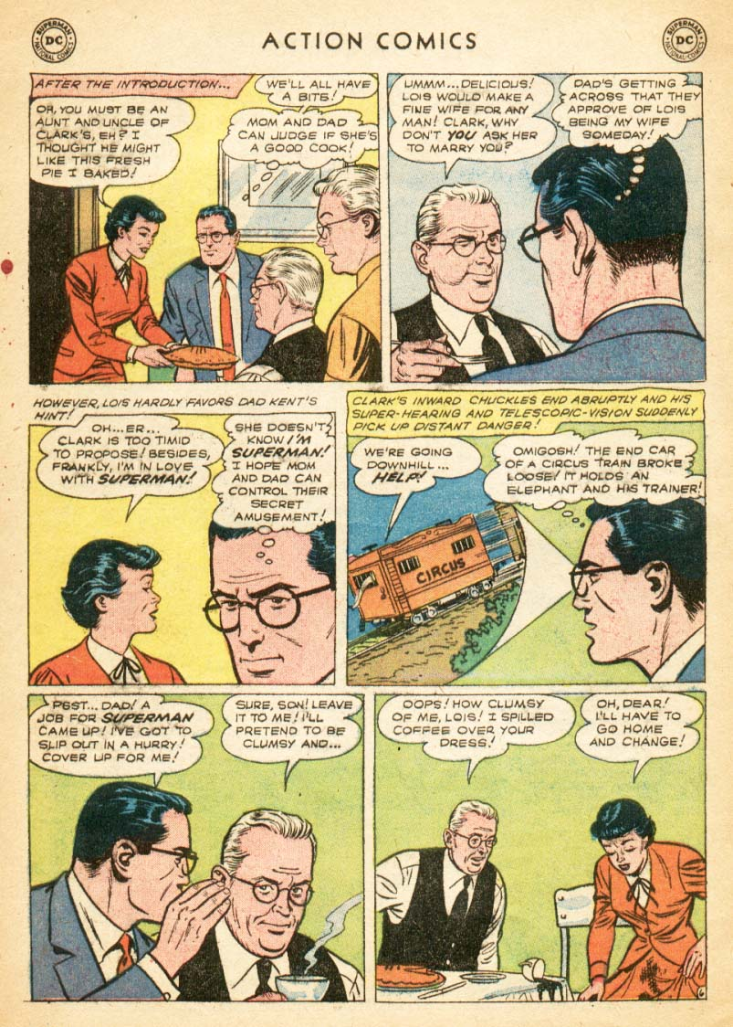 Read online Action Comics (1938) comic -  Issue #247 - 8