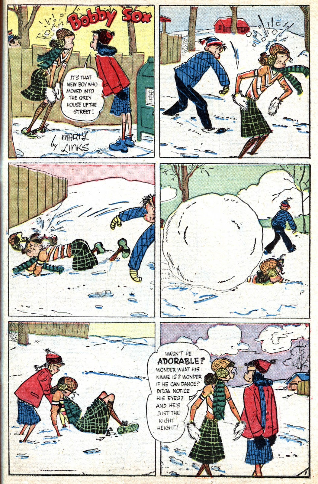 Read online Famous Funnies comic -  Issue #184 - 29