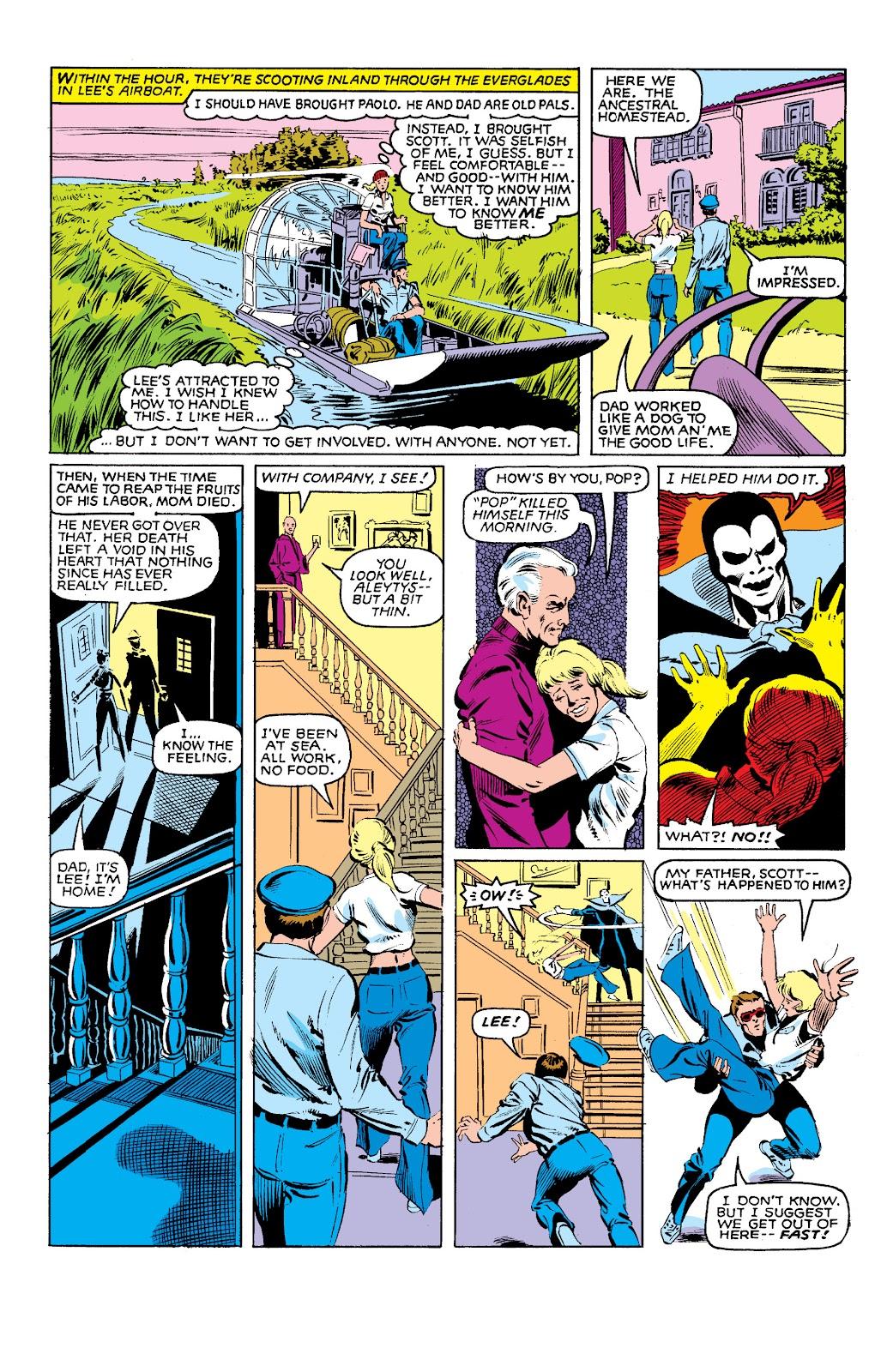 Uncanny X-Men (1963) issue 144 - Page 11