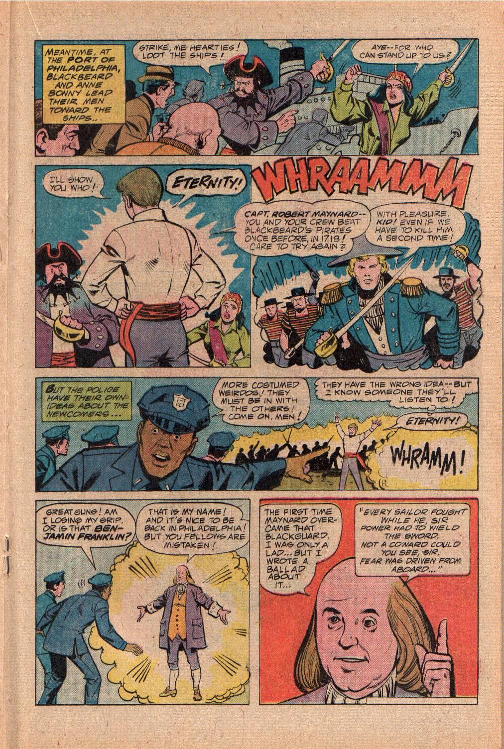 Read online Shazam! (1973) comic -  Issue #27 - 21