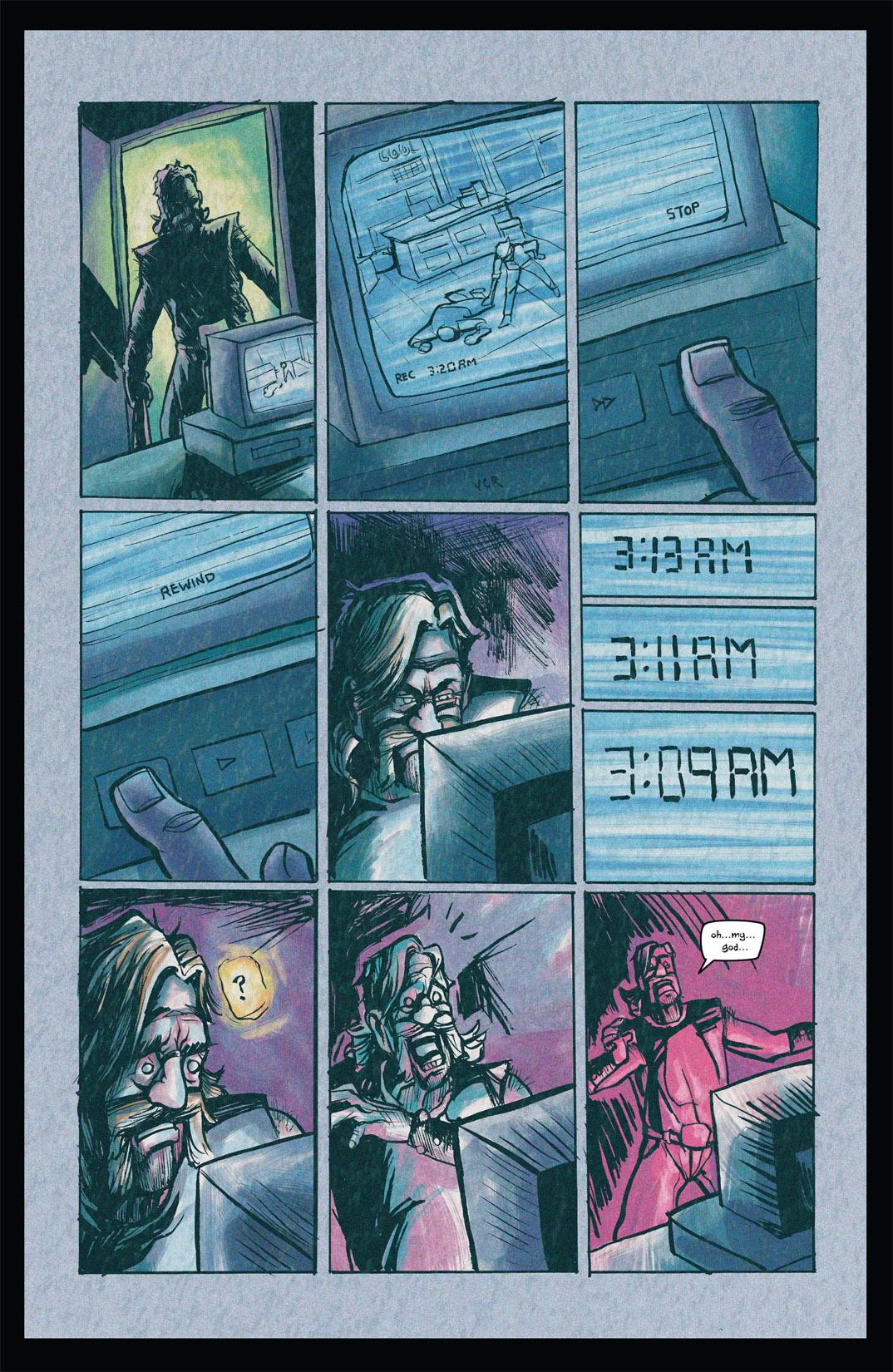 Read online Nightmare World comic -  Issue # Vol. 1 Thirteen Tales of Terror - 32