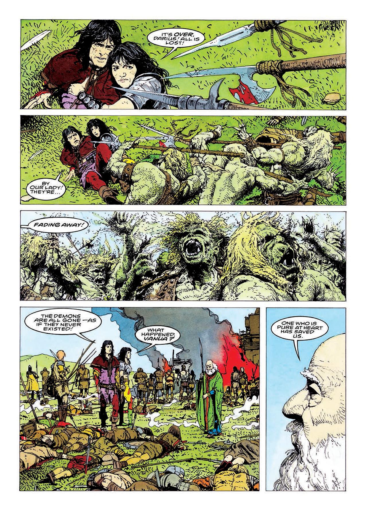 Read online Mazeworld comic -  Issue # TPB - 185