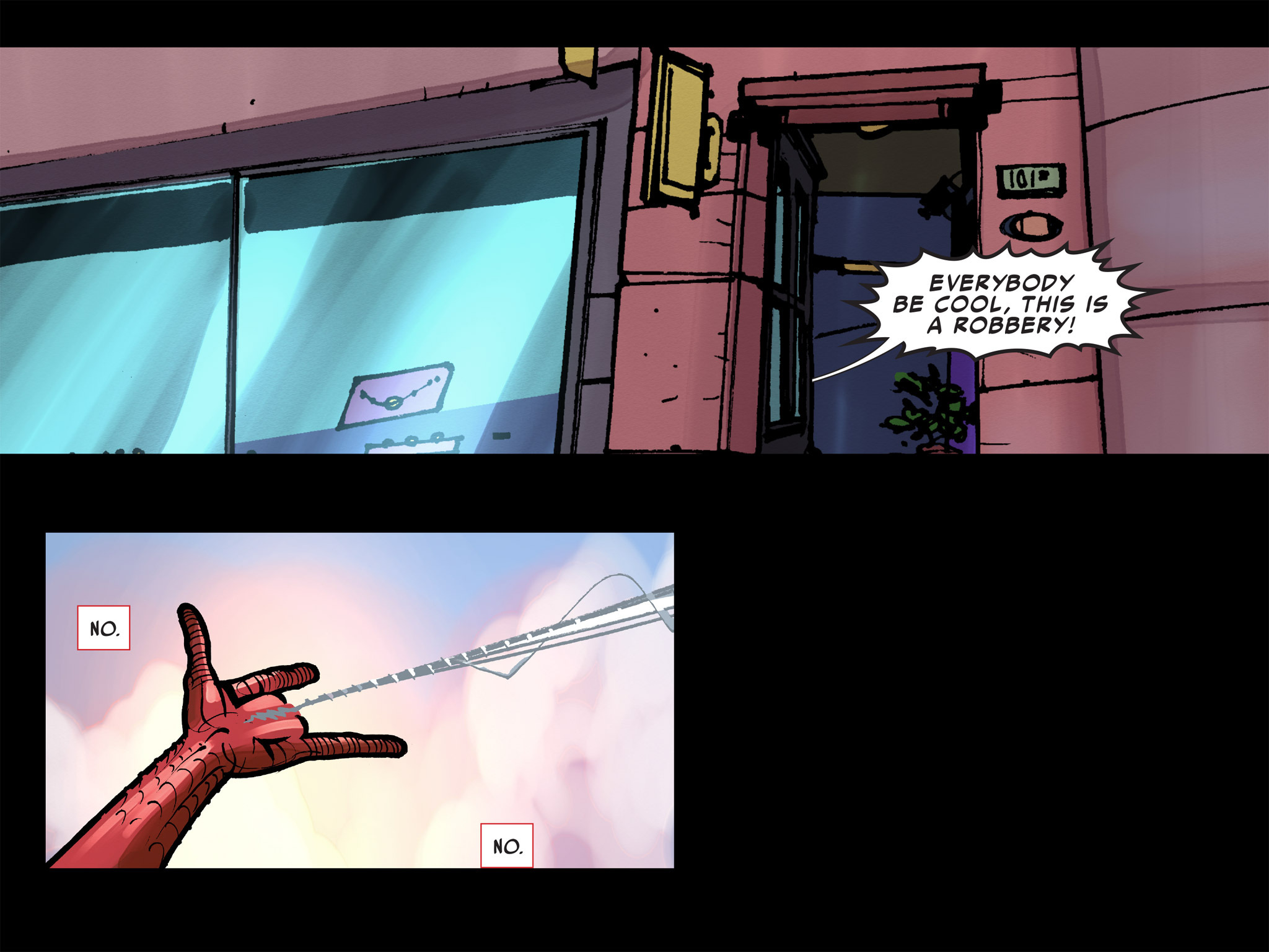 Read online Amazing Spider-Man: Who Am I? comic -  Issue # Full (Part 2) - 44