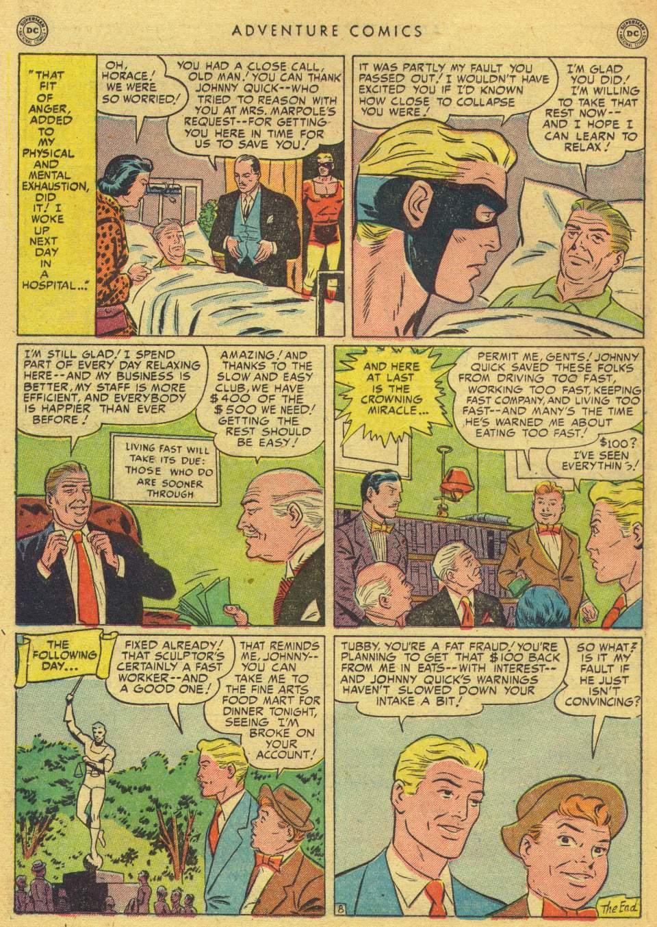Read online Adventure Comics (1938) comic -  Issue #162 - 24