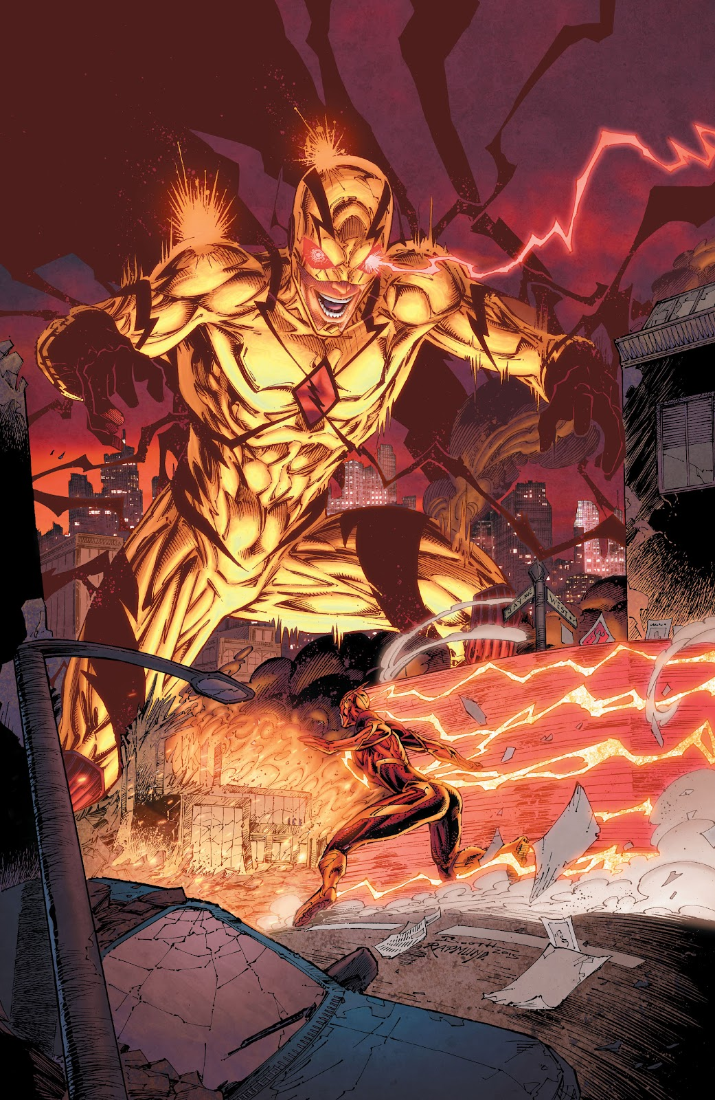 Read online The Flash (2011) comic -  Issue # _TPB 8 (Part 2) - 40