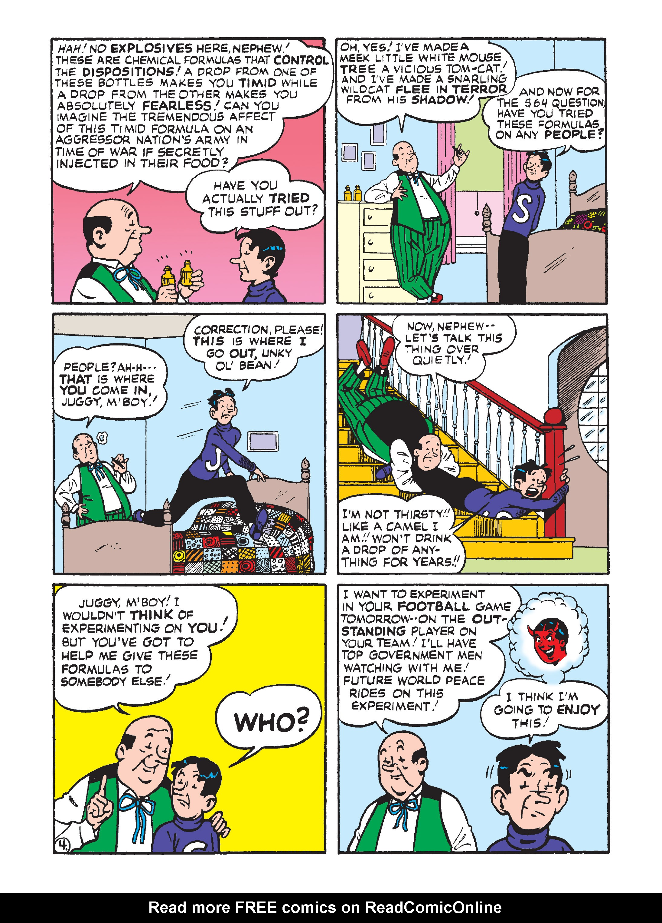 Read online Archie 75th Anniversary Digest comic -  Issue #3 - 46