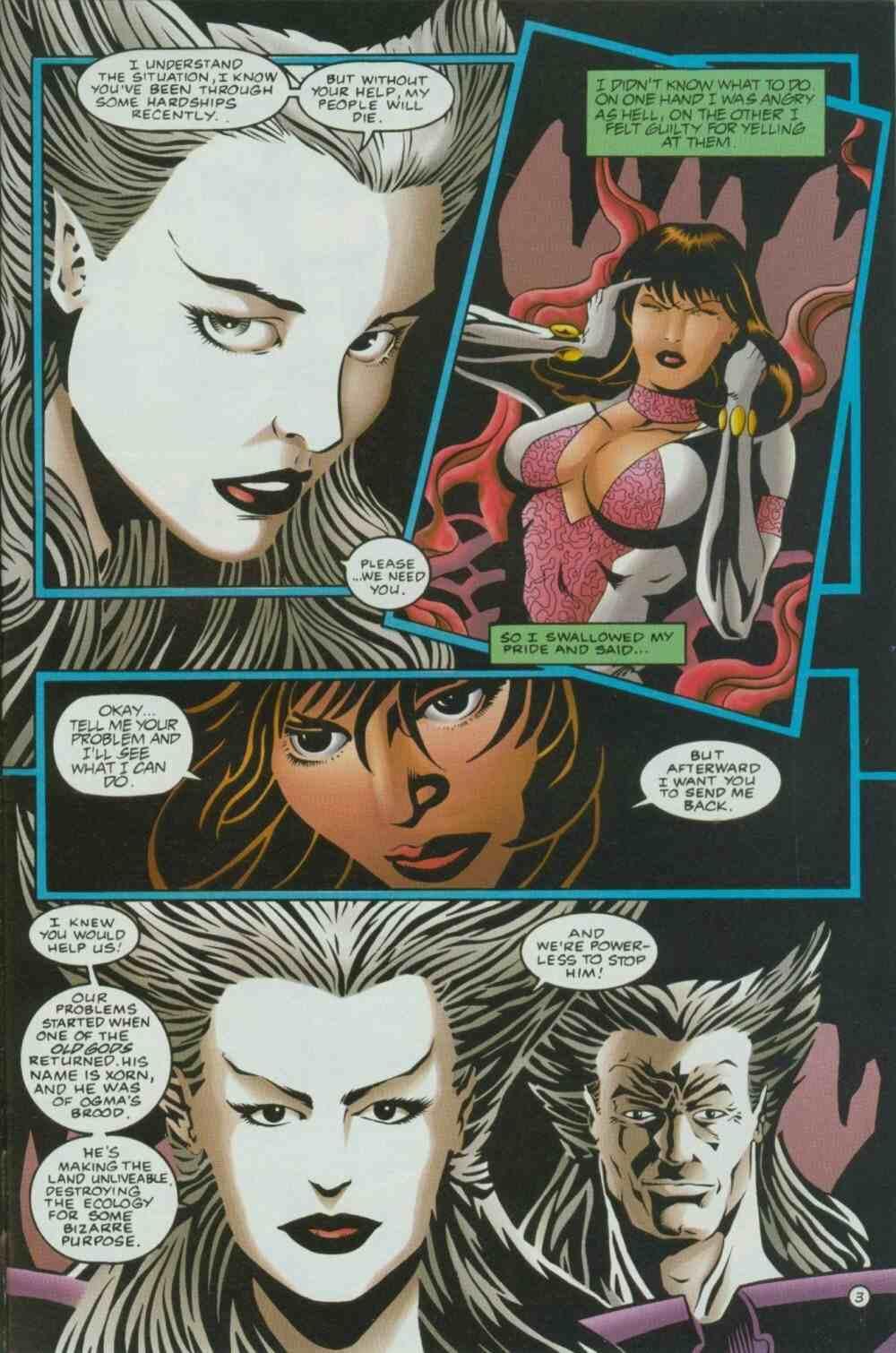 Read online Ultraverse Premiere comic -  Issue #7 - 15