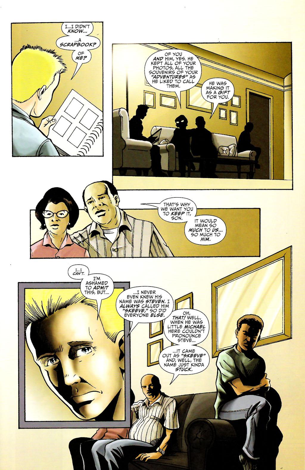 Read online ShadowHawk (2005) comic -  Issue #11 - 13