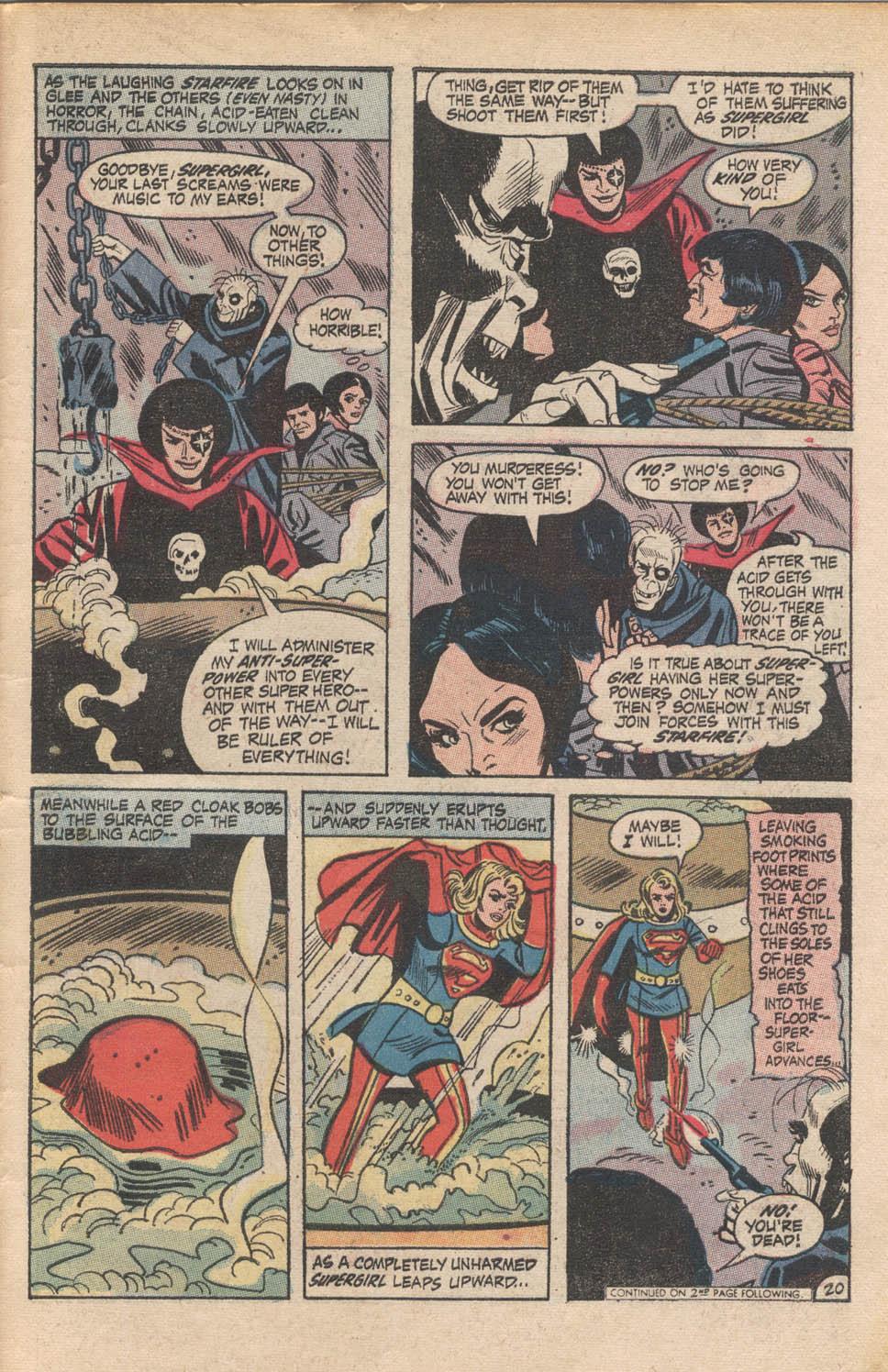Read online Adventure Comics (1938) comic -  Issue #407 - 27
