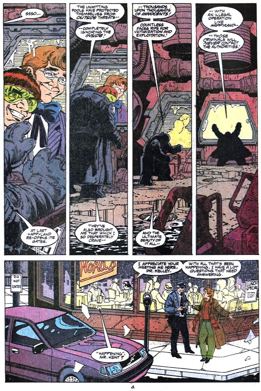 Adventures of Superman (1987) 475 Page 4
