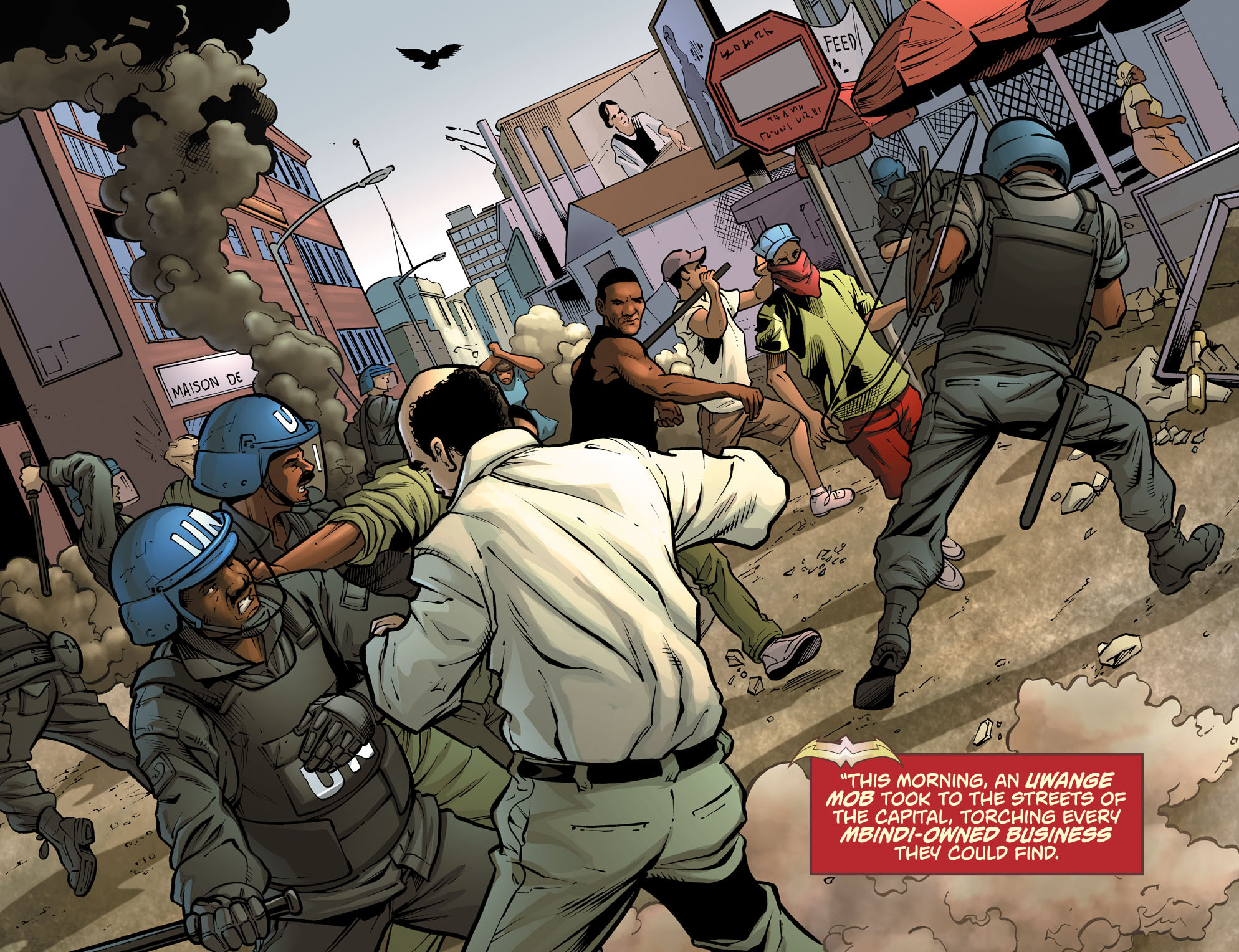 Read online Sensation Comics Featuring Wonder Woman comic -  Issue #33 - 7
