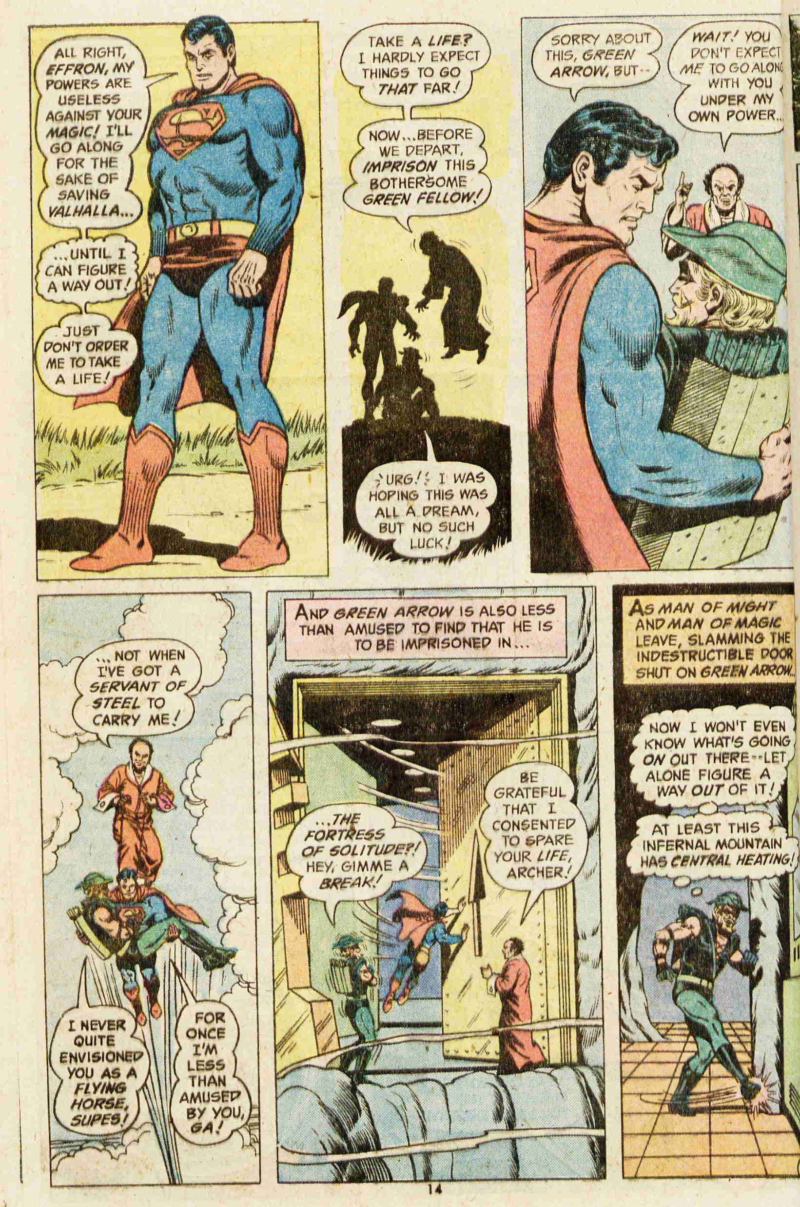 Read online Action Comics (1938) comic -  Issue #437 - 13