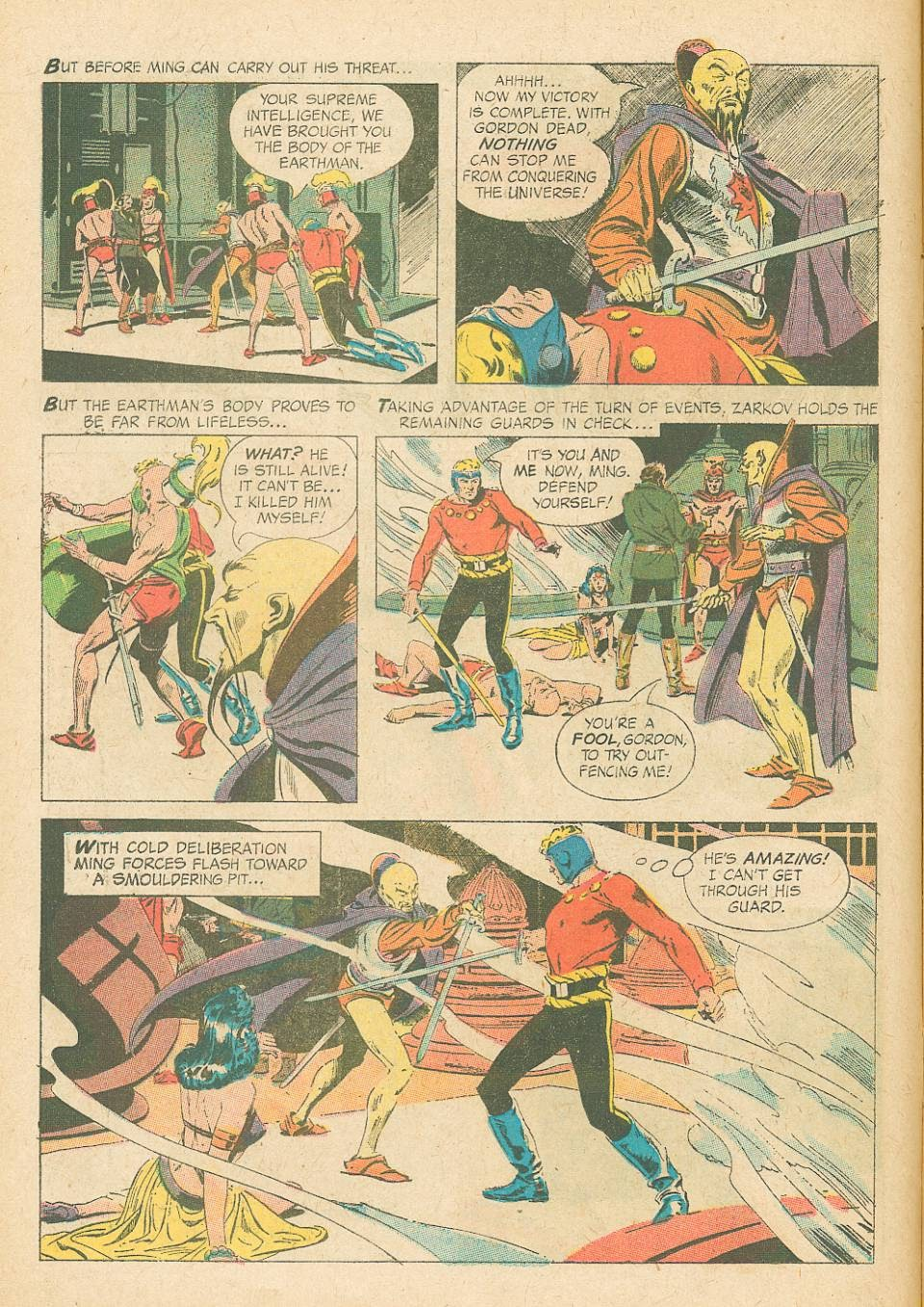 Flash Gordon (1966) issue 4 - Page 14