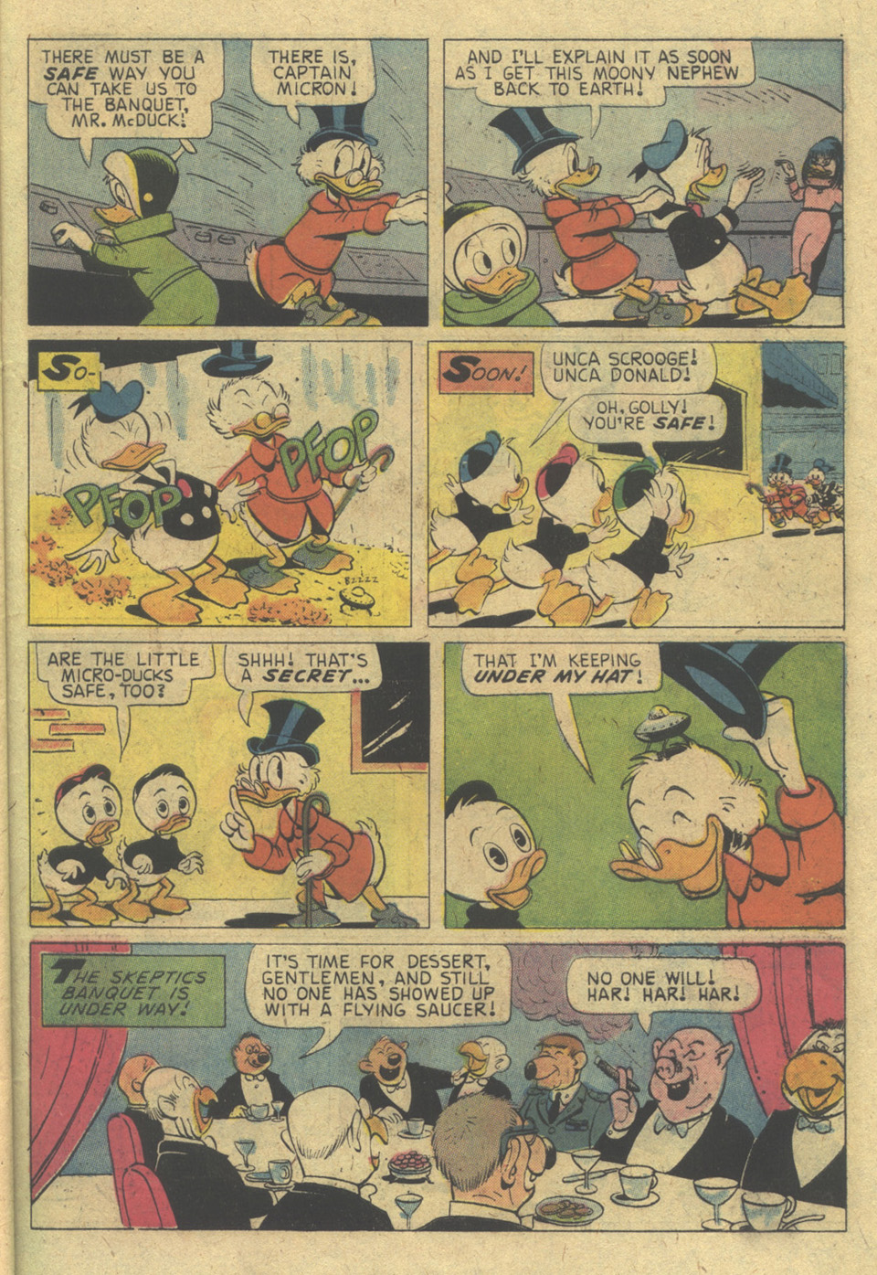 Read online Uncle Scrooge (1953) comic -  Issue #130 - 27