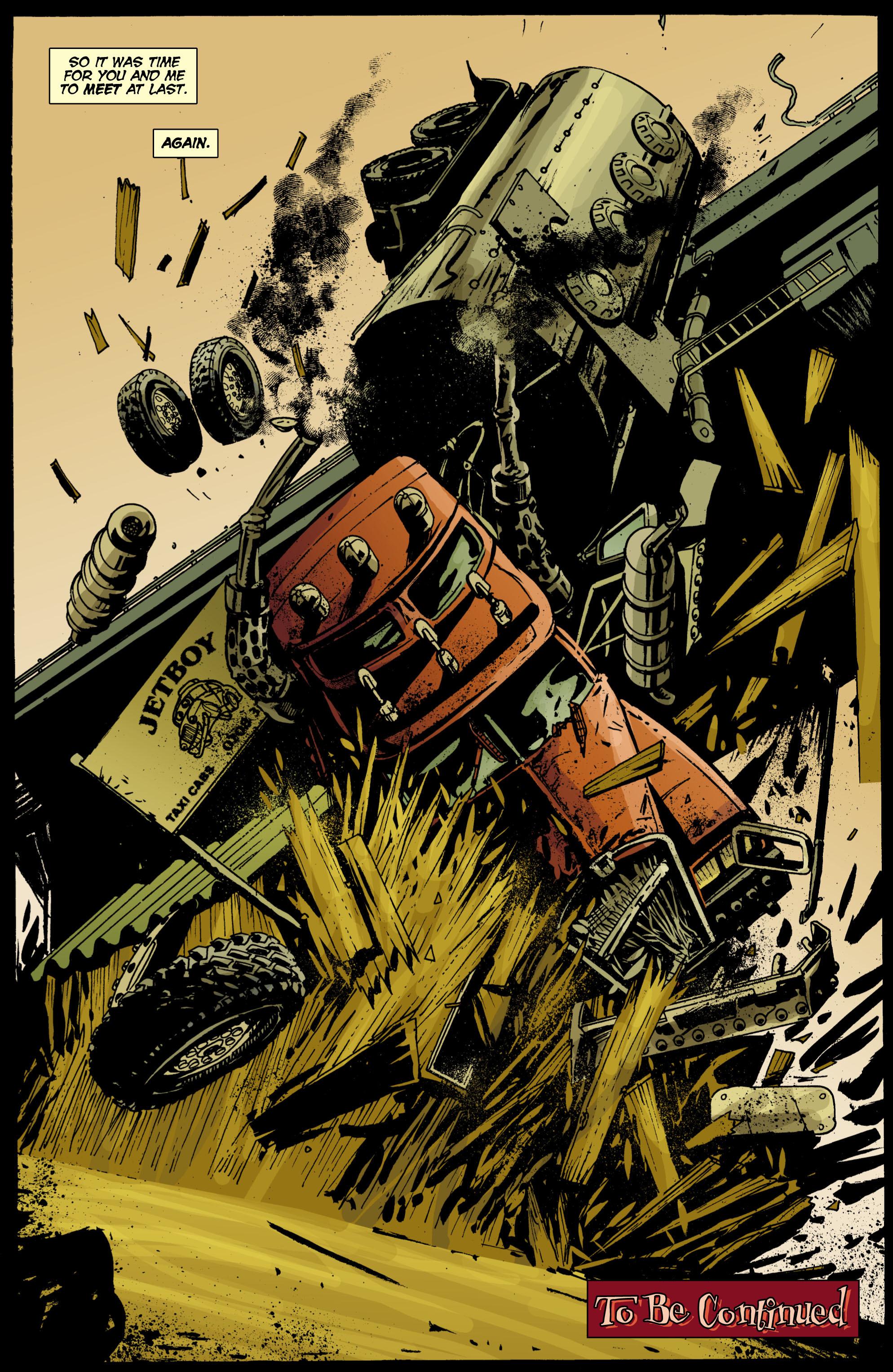 Hellblazer issue 202 - Page 23