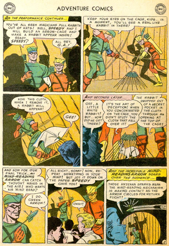 Read online Adventure Comics (1938) comic -  Issue #215 - 32