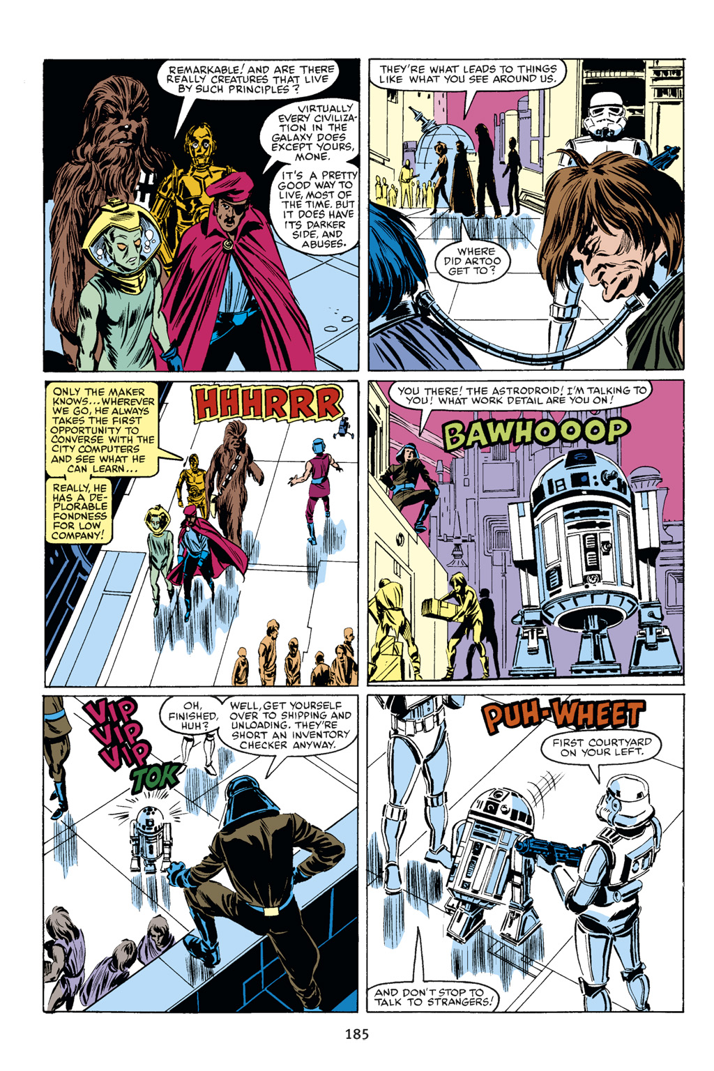 Read online Star Wars Omnibus comic -  Issue # Vol. 18 - 173