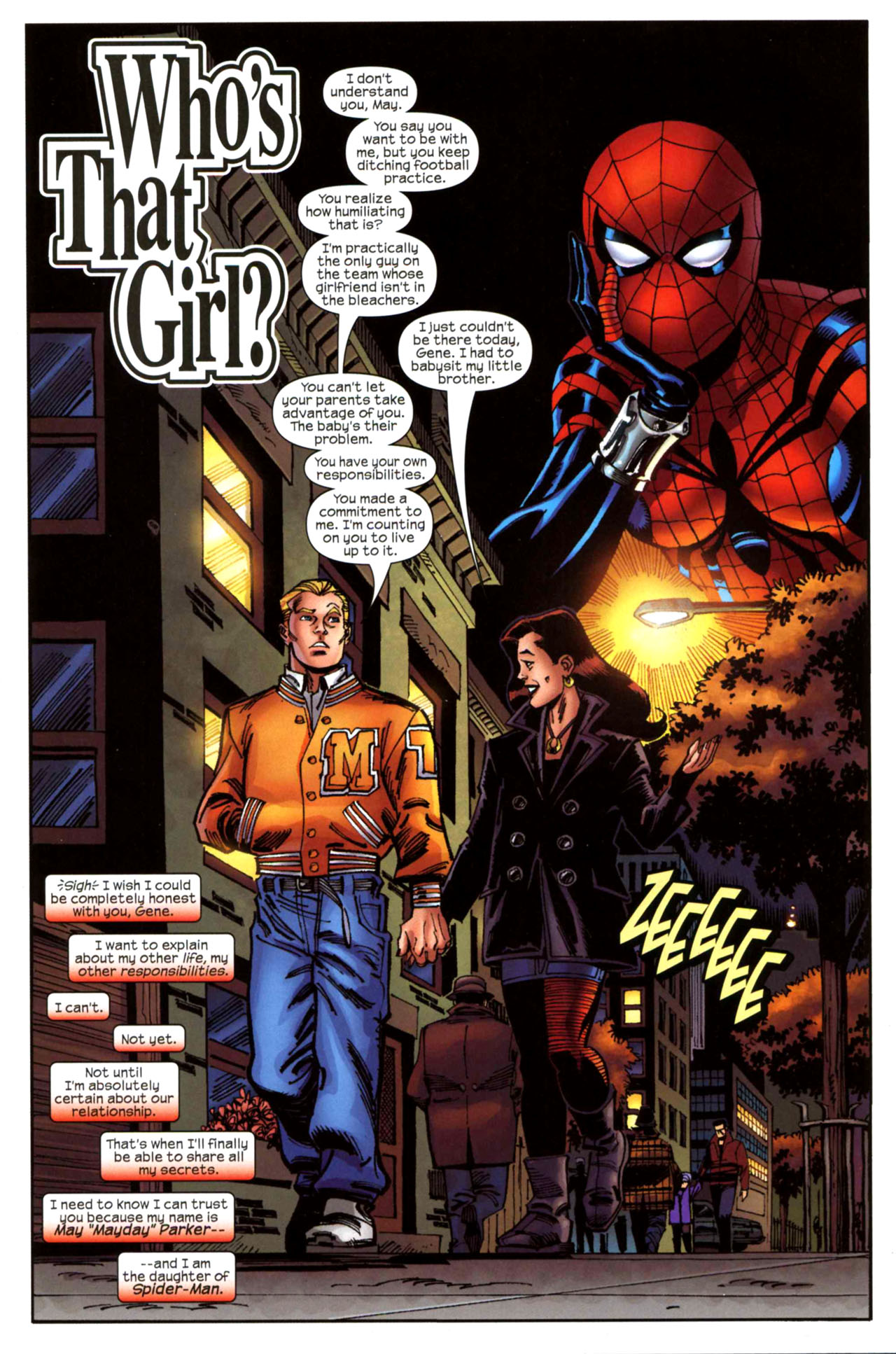 Read online Amazing Spider-Girl comic -  Issue #21 - 3