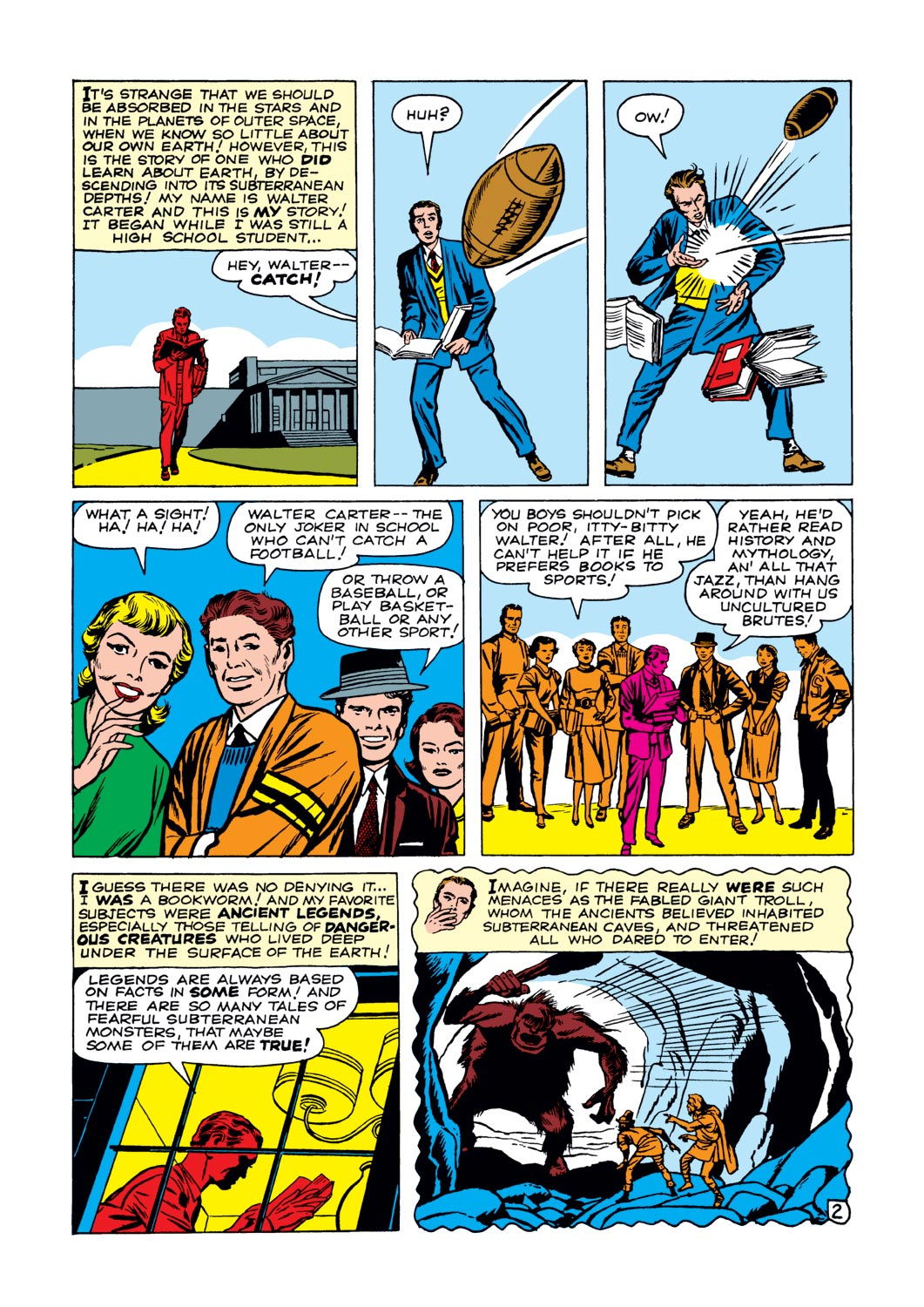 Tales to Astonish (1959) issue 22 - Page 3